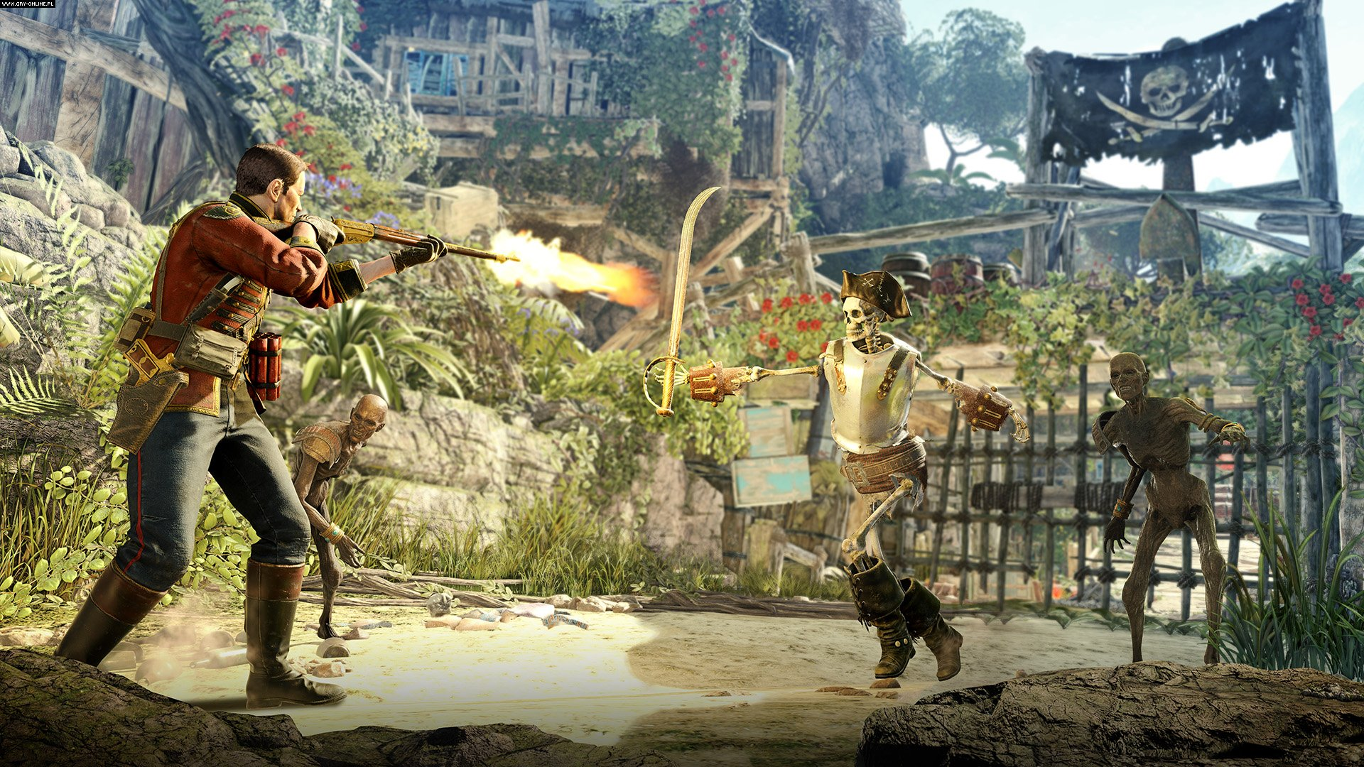Strange Brigade PC, PS4, XONE Games Image 1/16, Rebellion
