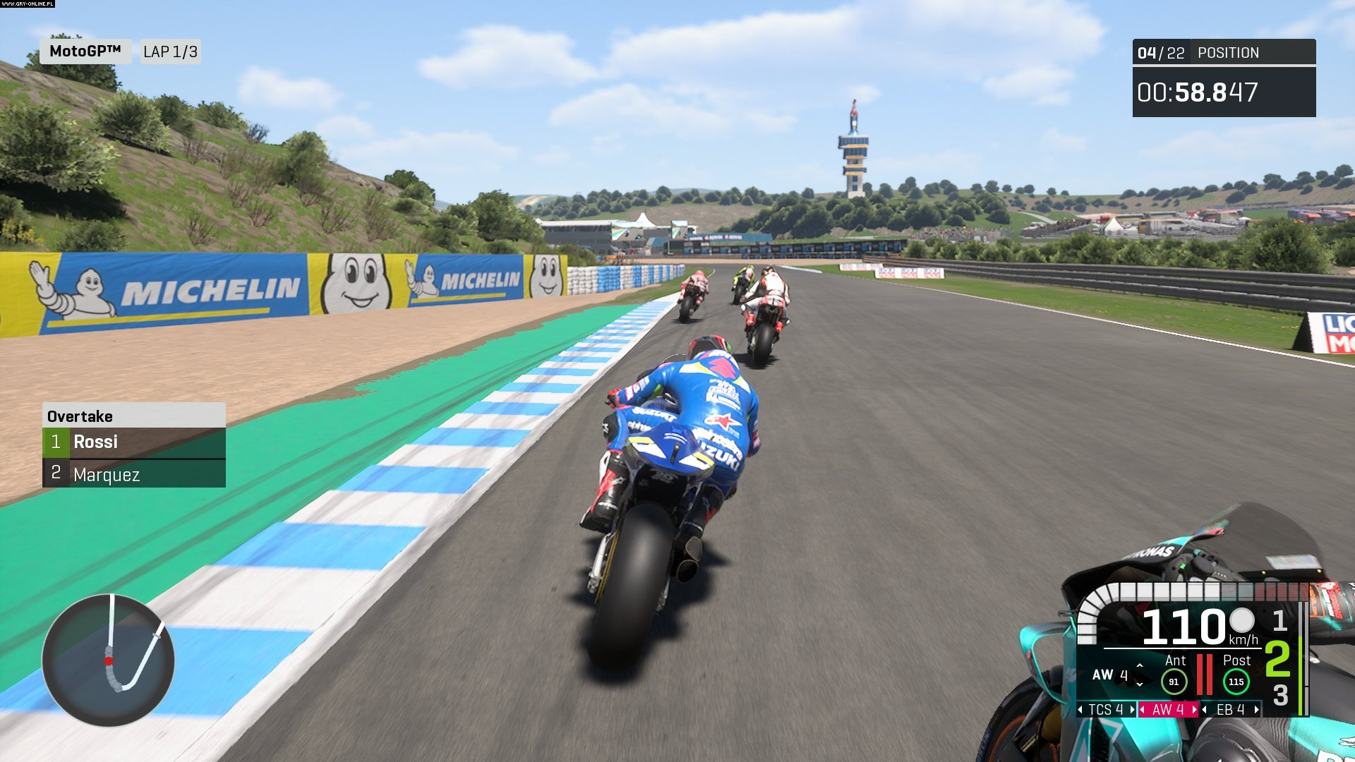 MotoGP 19 PC, PS4, XONE, Switch Games Image 4/15, Milestone