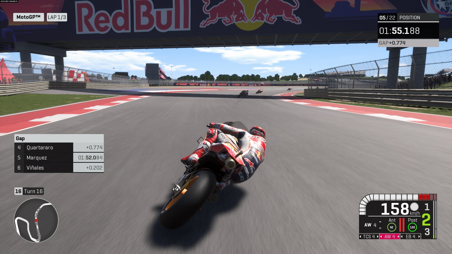 MotoGP 19 PC, PS4, XONE, Switch Games Image 3/15, Milestone