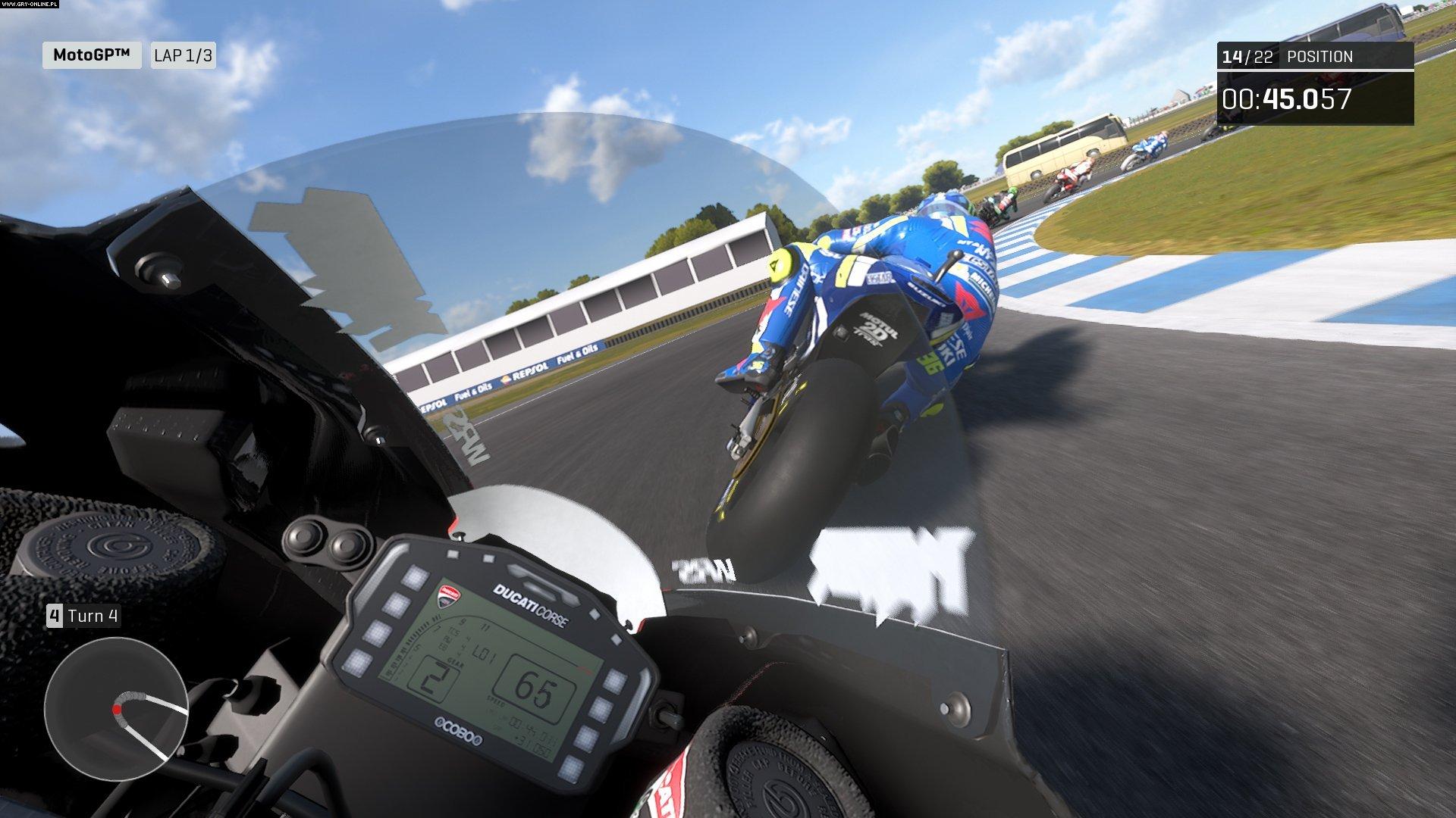 MotoGP 19 PC, PS4, XONE, Switch Games Image 1/15, Milestone