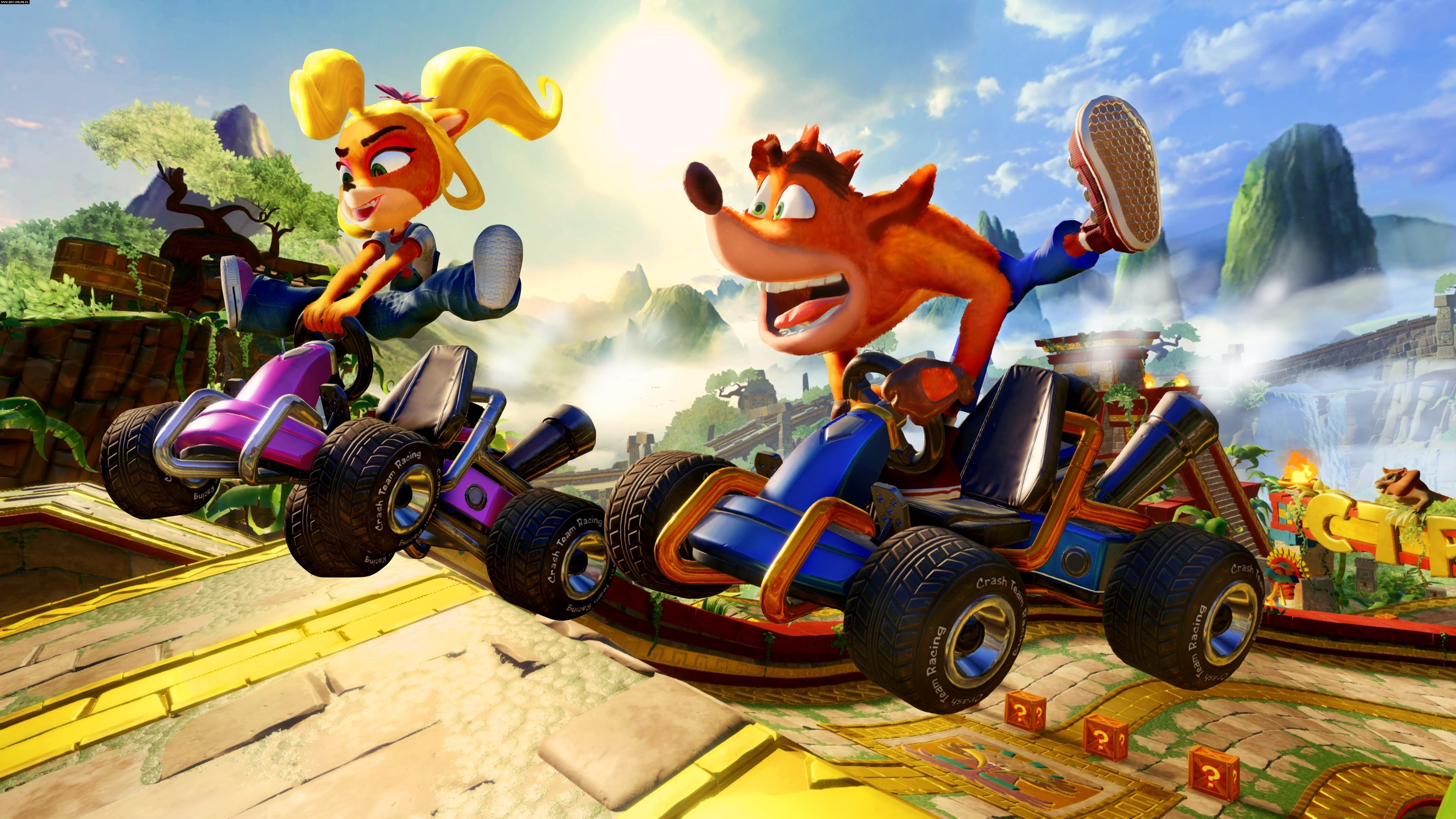 Crash Team Racing Nitro-Fueled PS4 Games Image 9/24, Beenox Inc., Activision Blizzard