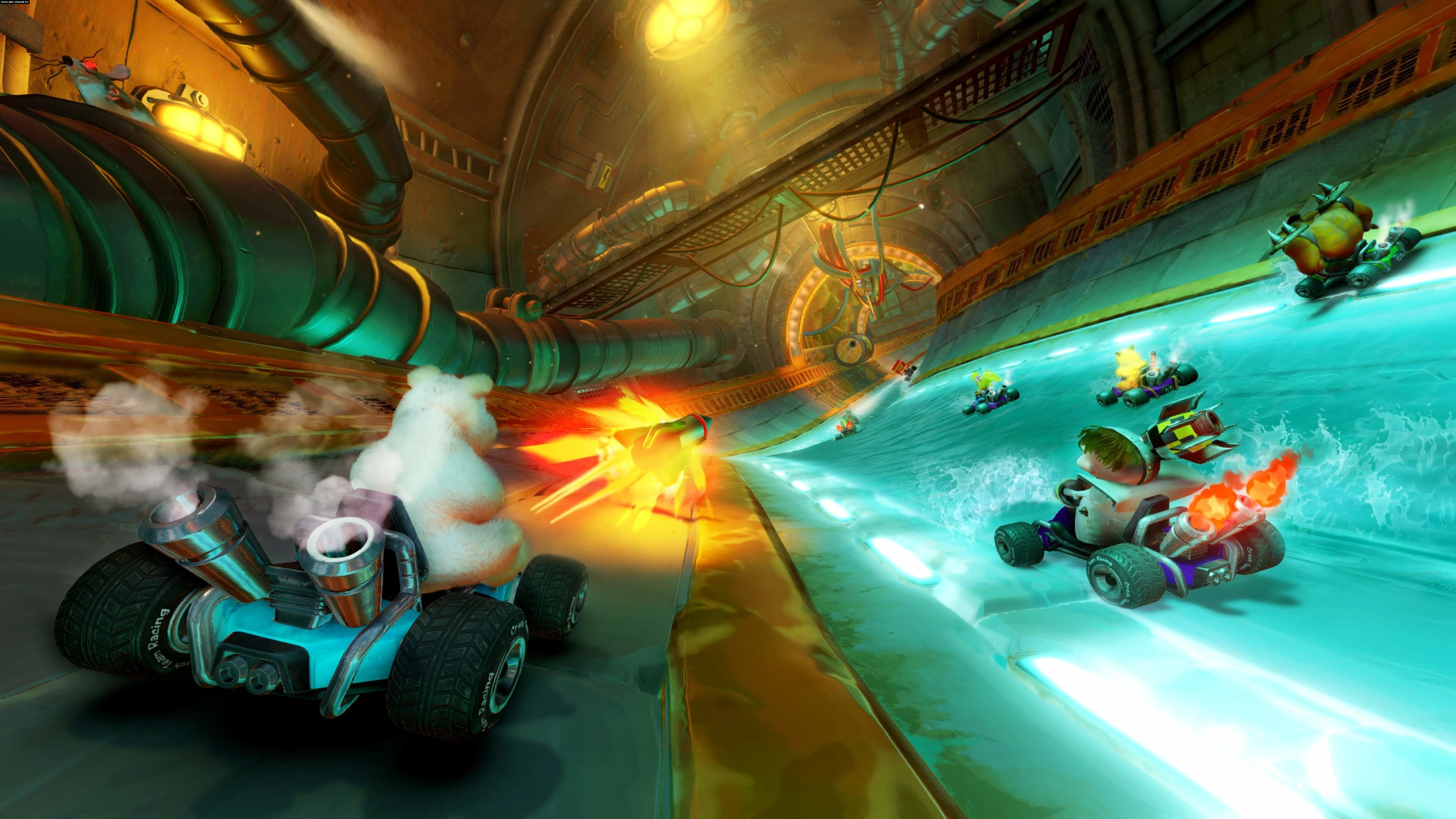 Crash Team Racing Nitro-Fueled PS4 Games Image 3/24, Beenox Inc., Activision Blizzard