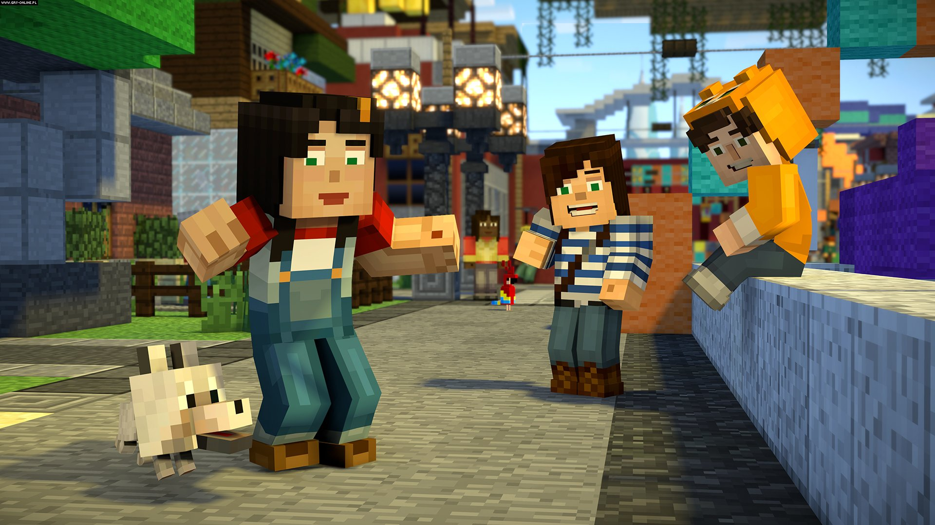 Minecraft: Story Mode - A Telltale Games Series - Season 2 PC, PS4, XONE, iOS, AND Games Image 10/10, Telltale Games