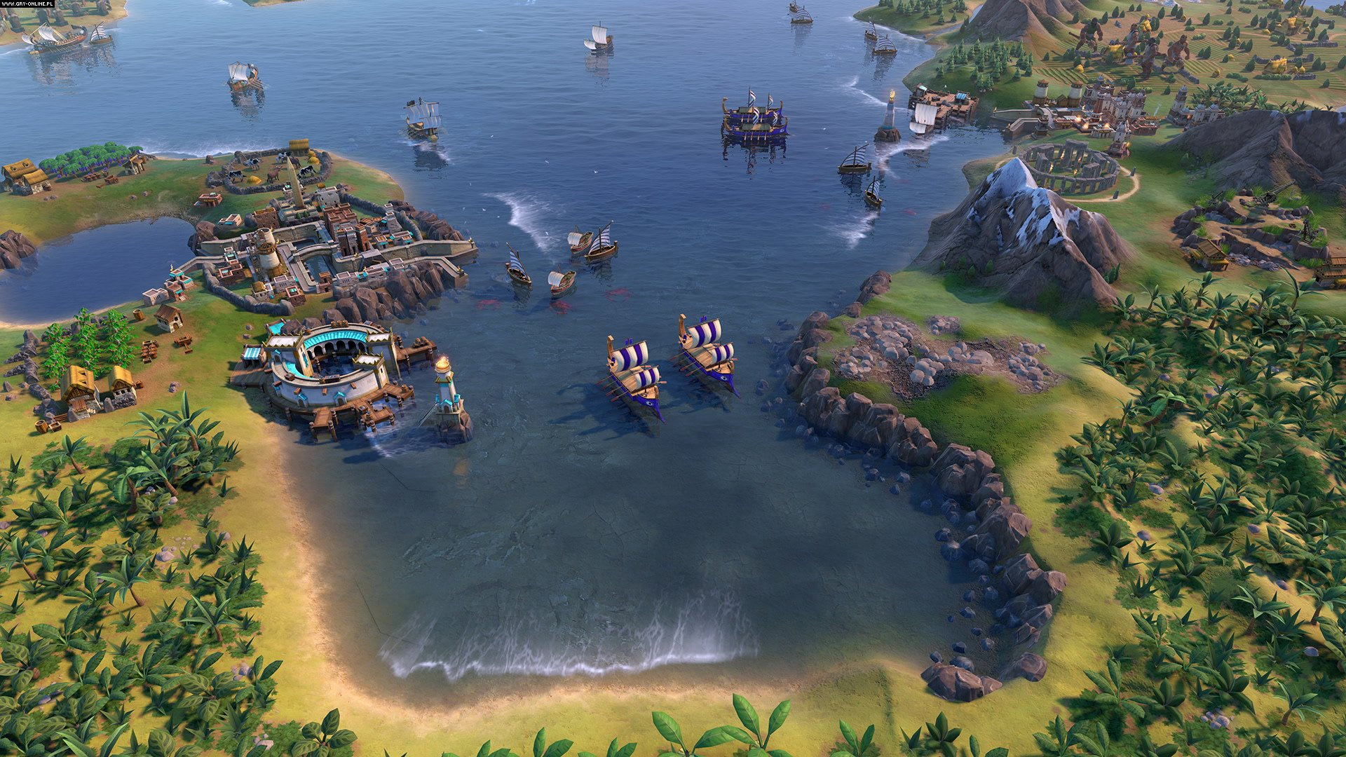 Sid Meier's Civilization VI: Gathering Storm PC Games Image 2/20, Firaxis Games, 2K Games