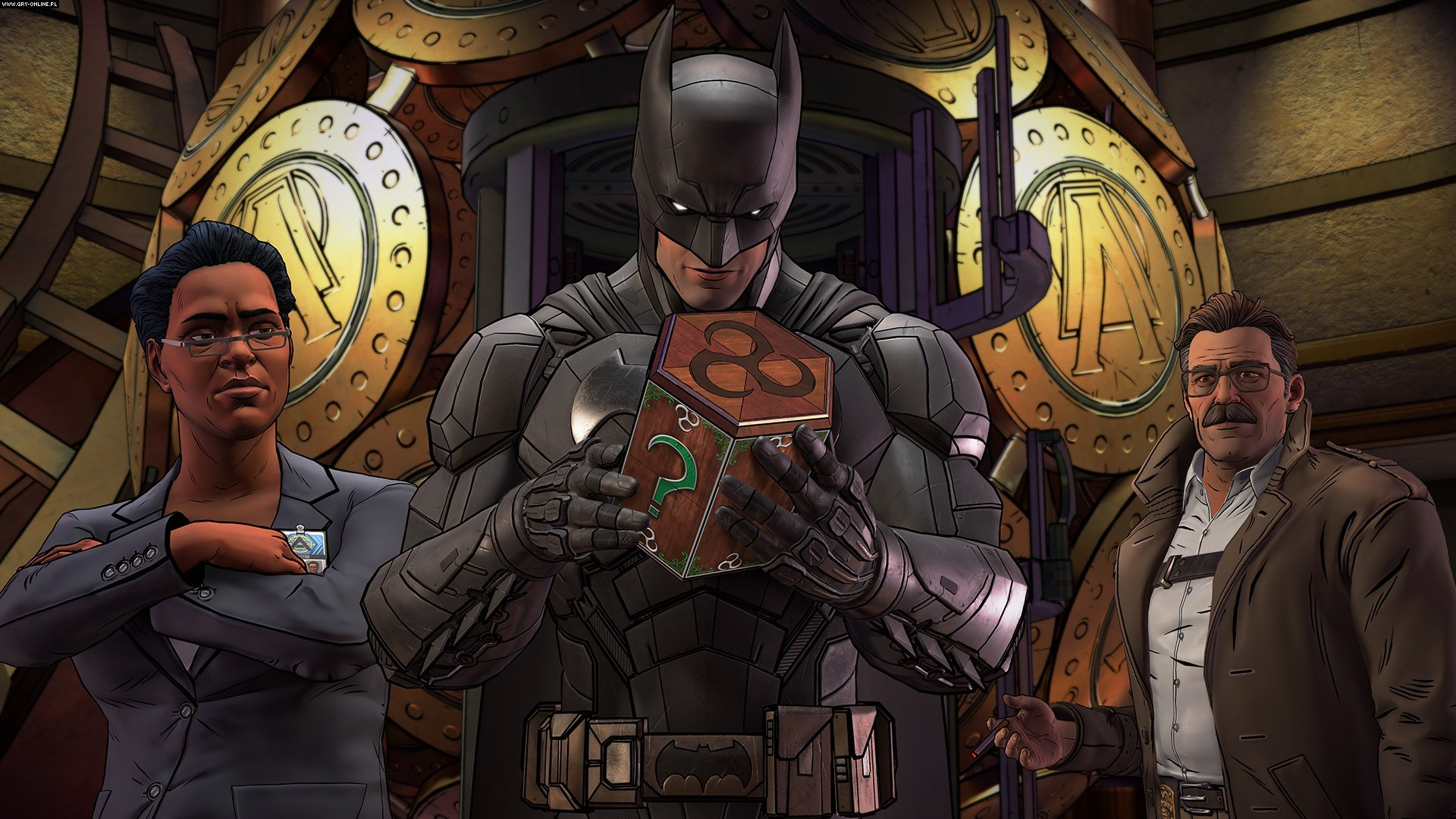 Batman: The Telltale Series - The Enemy Within PC, PS4, XONE, AND, iOS Games Image 12/14, Telltale Games