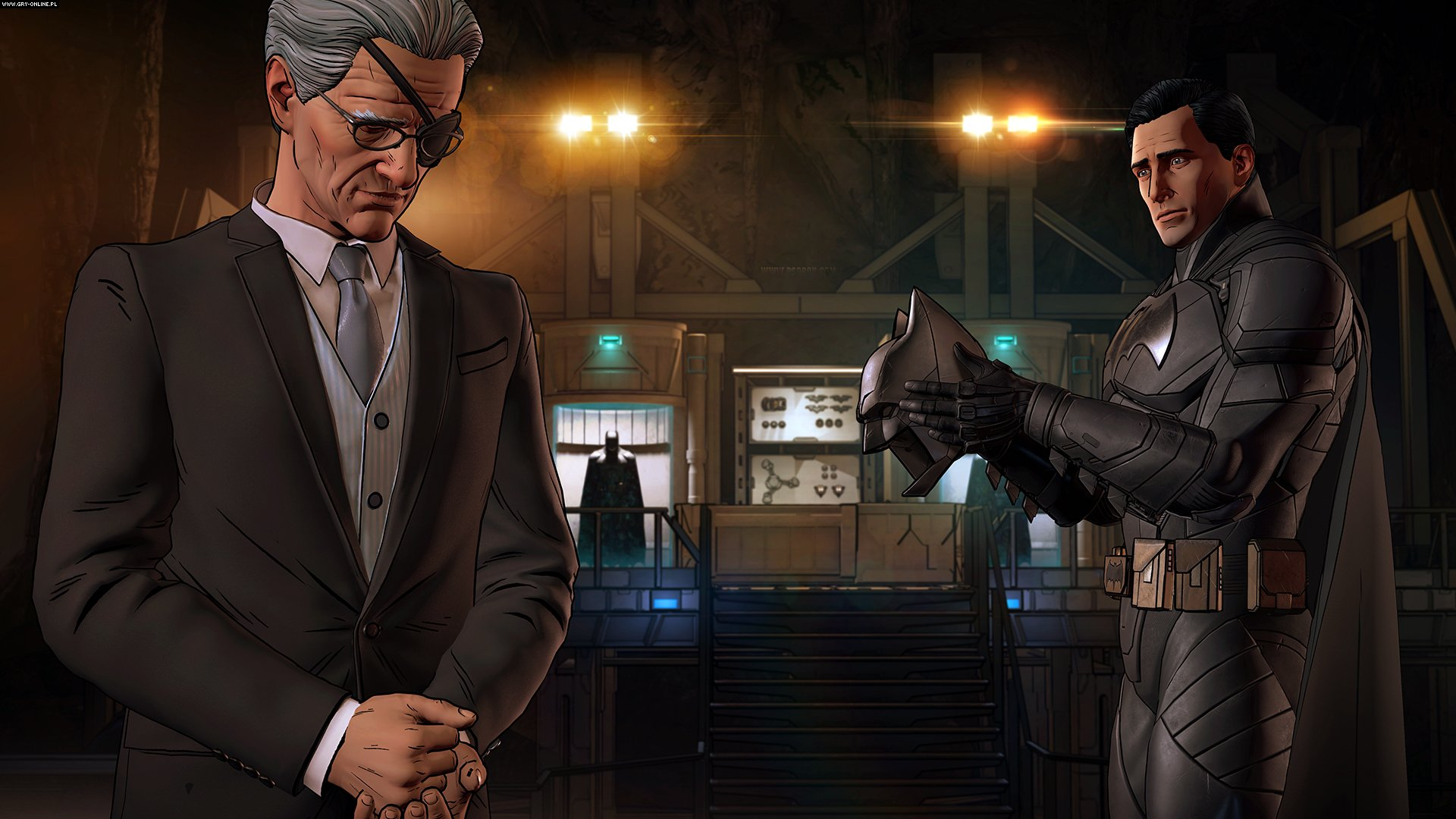 Batman: The Telltale Series - The Enemy Within PC, PS4, XONE, AND, iOS Games Image 4/10, Telltale Games