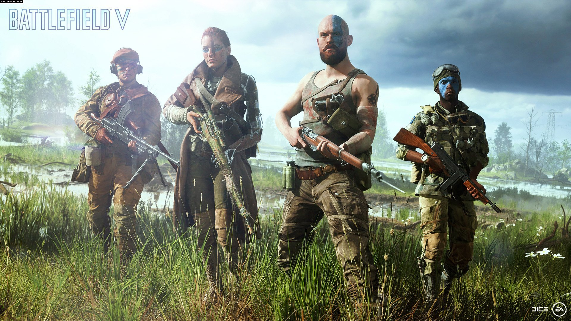Battlefield V PC, PS4, XONE Games Image 30/38, EA DICE / Digital Illusions CE, Electronic Arts Inc.