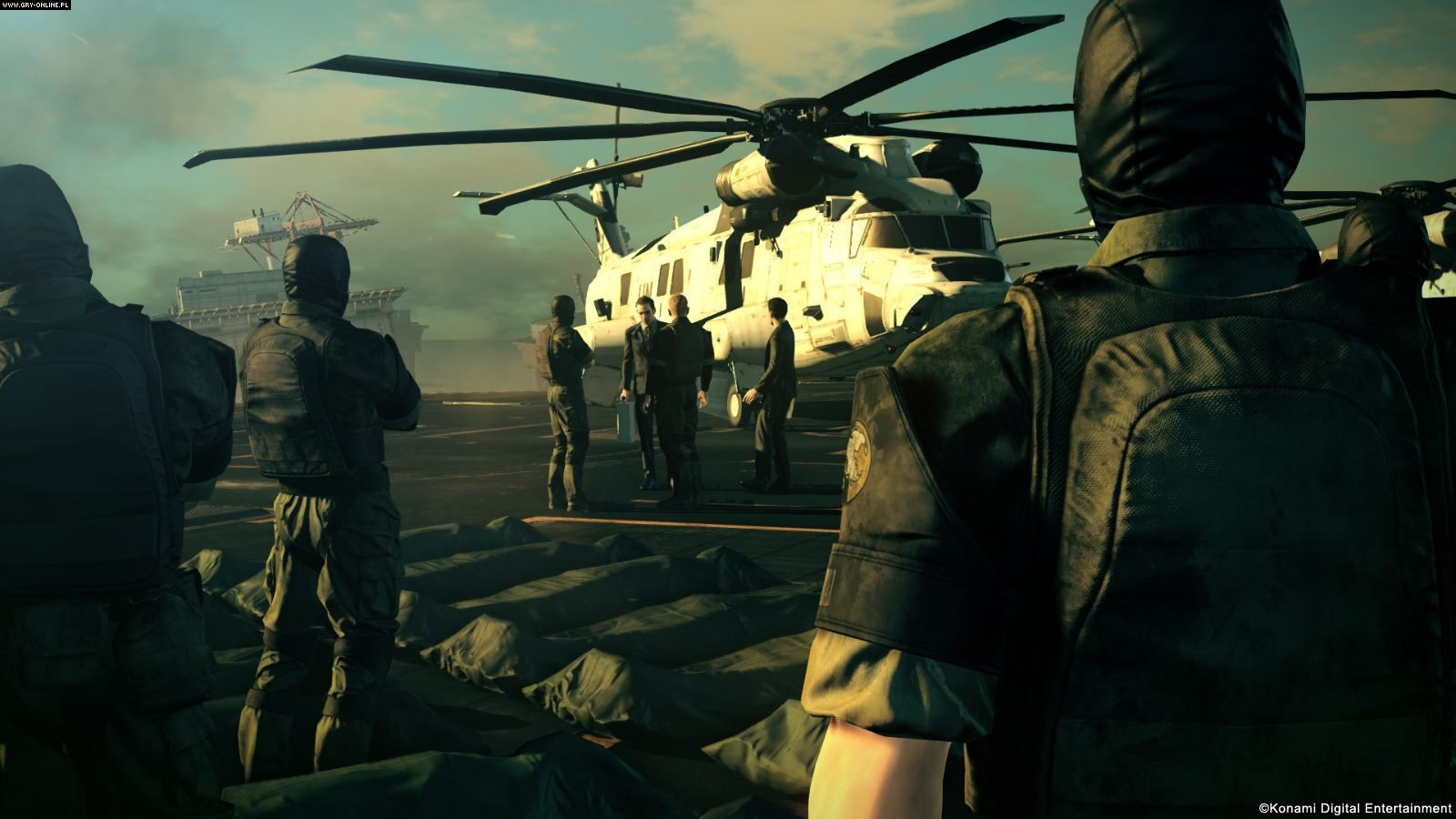 Metal Gear Survive PC, PS4, XONE Games Image 8/59, Konami