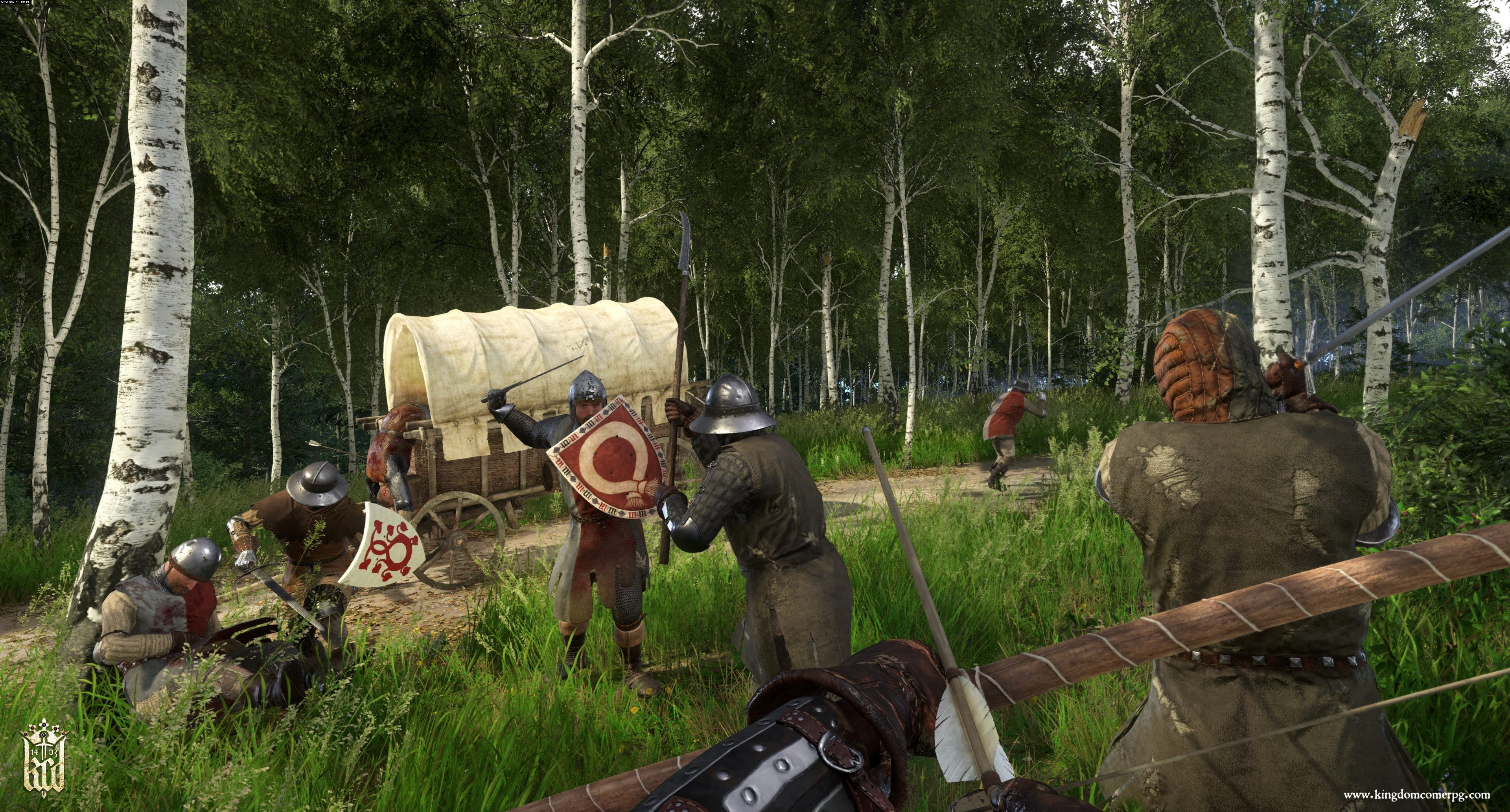 Kingdom Come: Deliverance PC, PS4, XONE Games Image 6/60, Warhorse Studios, Deep Silver / Koch Media