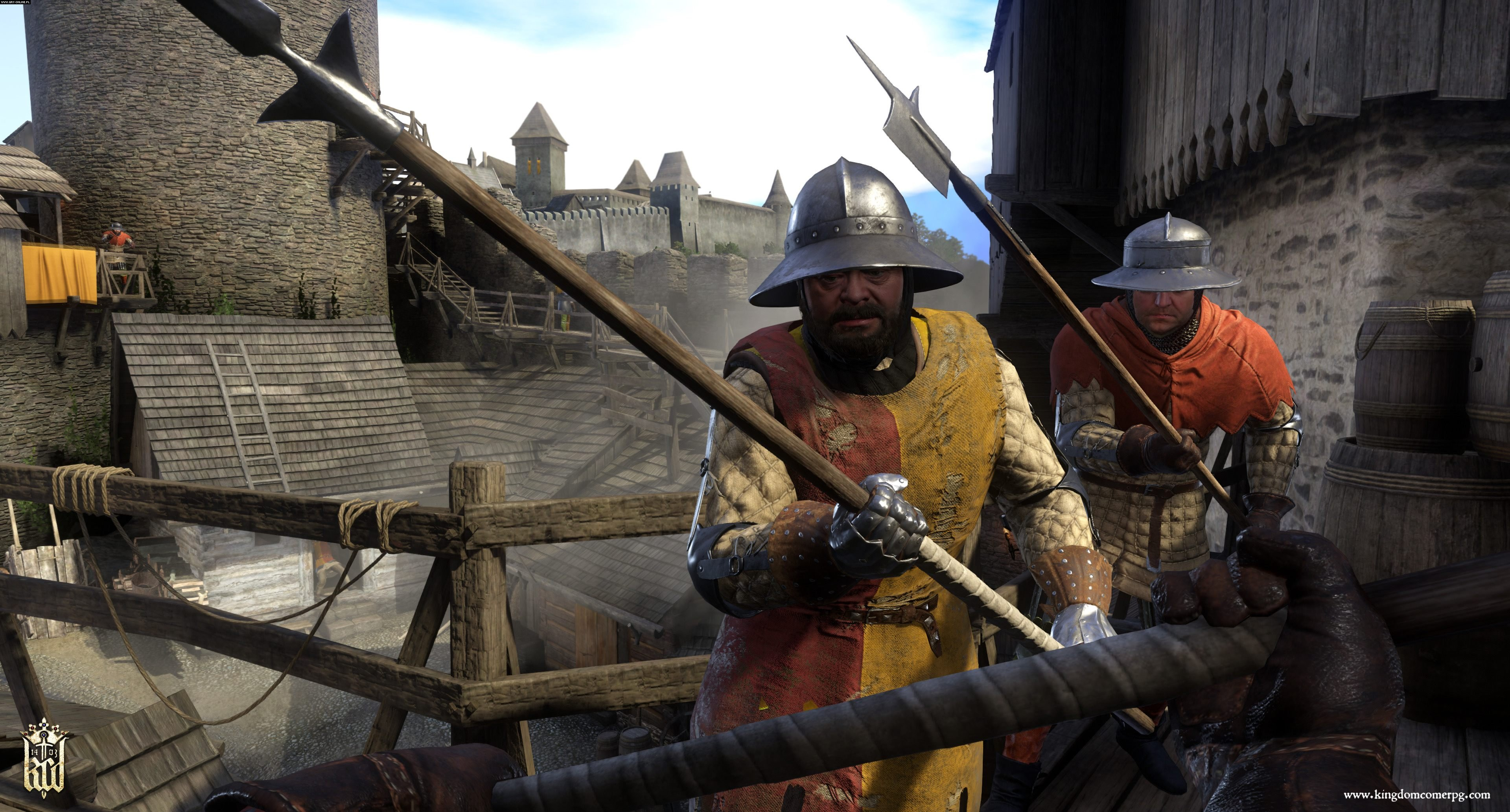 Kingdom Come: Deliverance PC, PS4, XONE Games Image 2/60, Warhorse Studios, Deep Silver / Koch Media