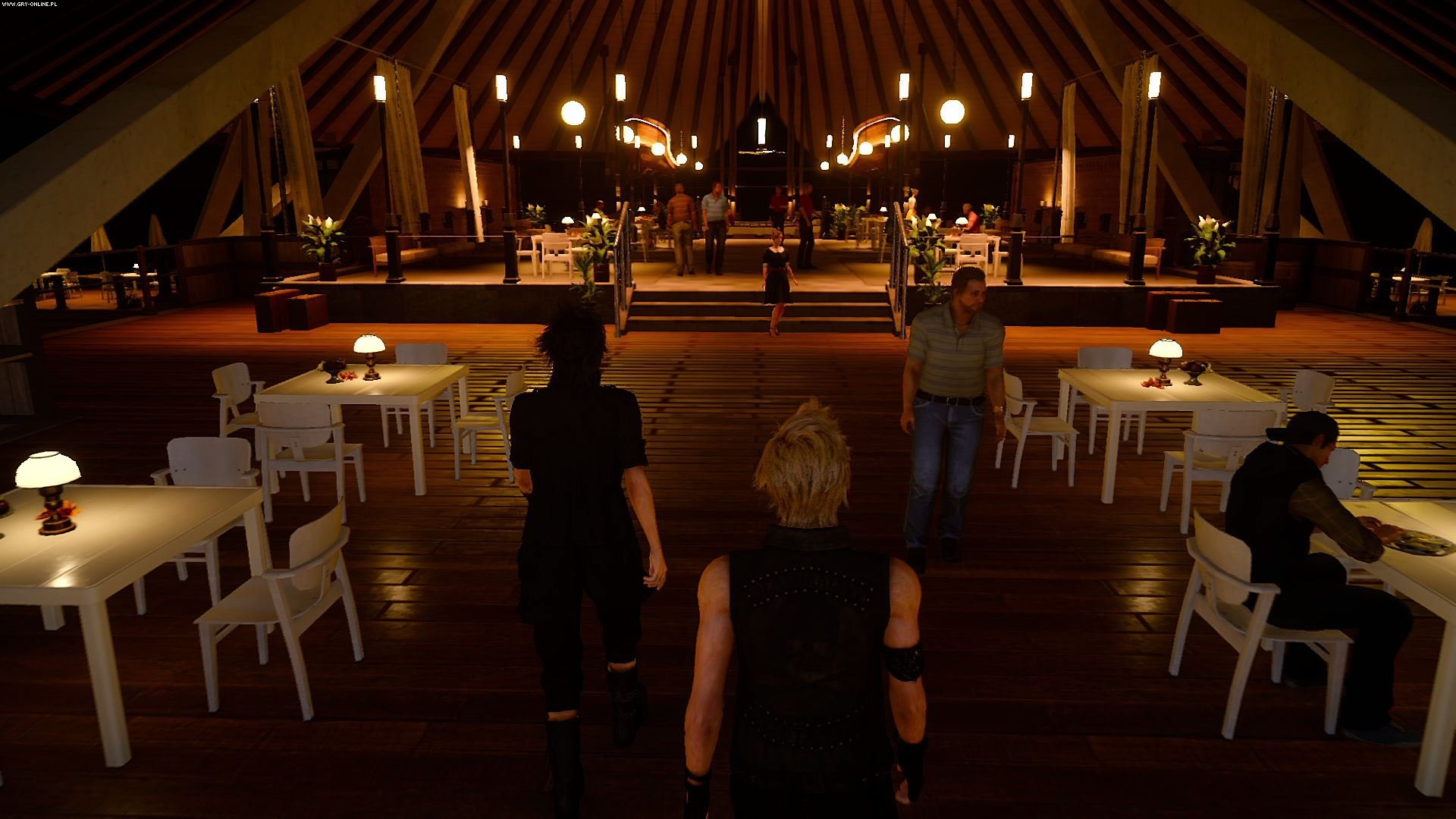 Final Fantasy XV PS4, XONE Games Image 176/374, Square-Enix, Square-Enix / Eidos