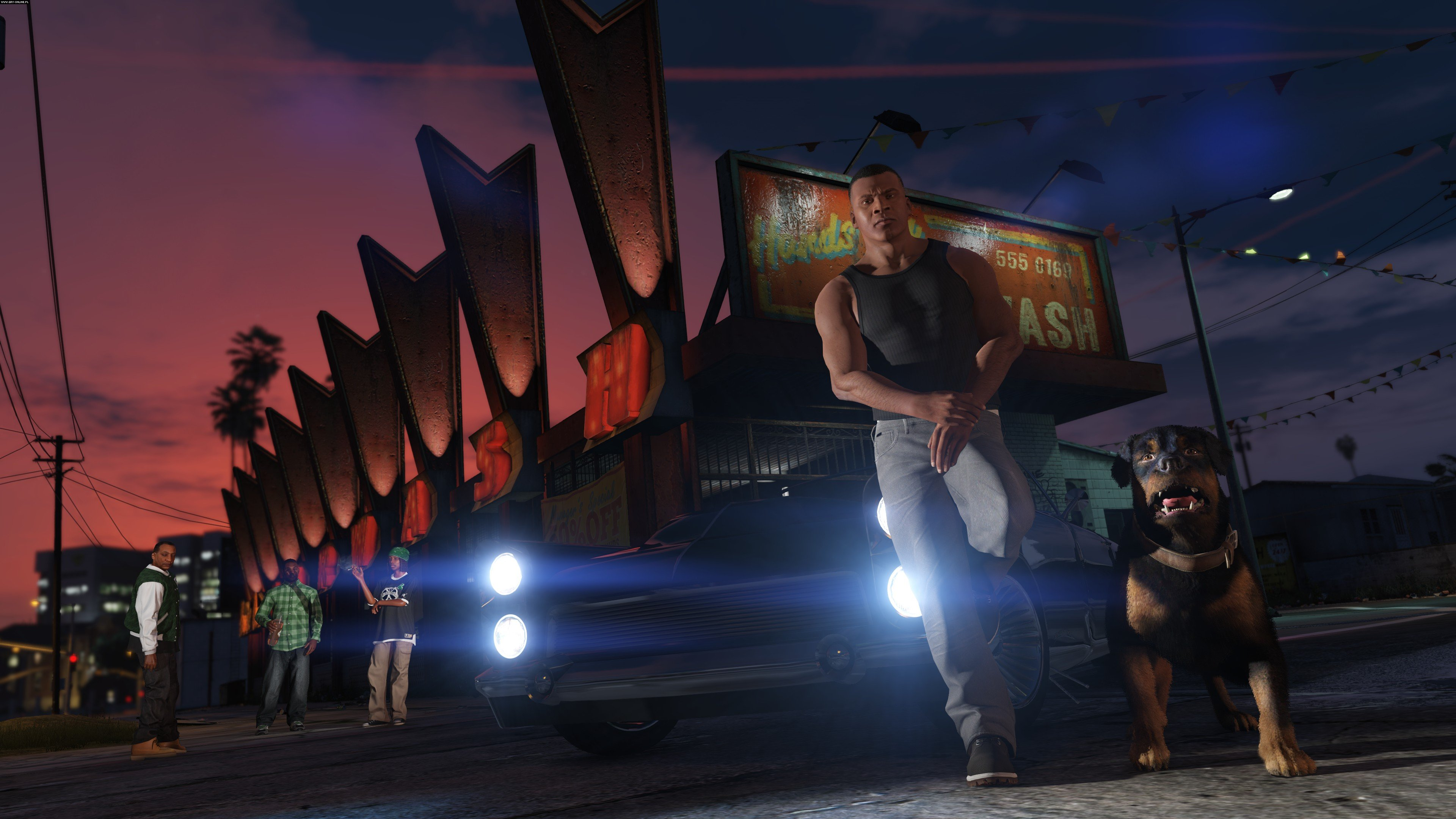 Grand Theft Auto V PC Games Image 1/396, Rockstar Games