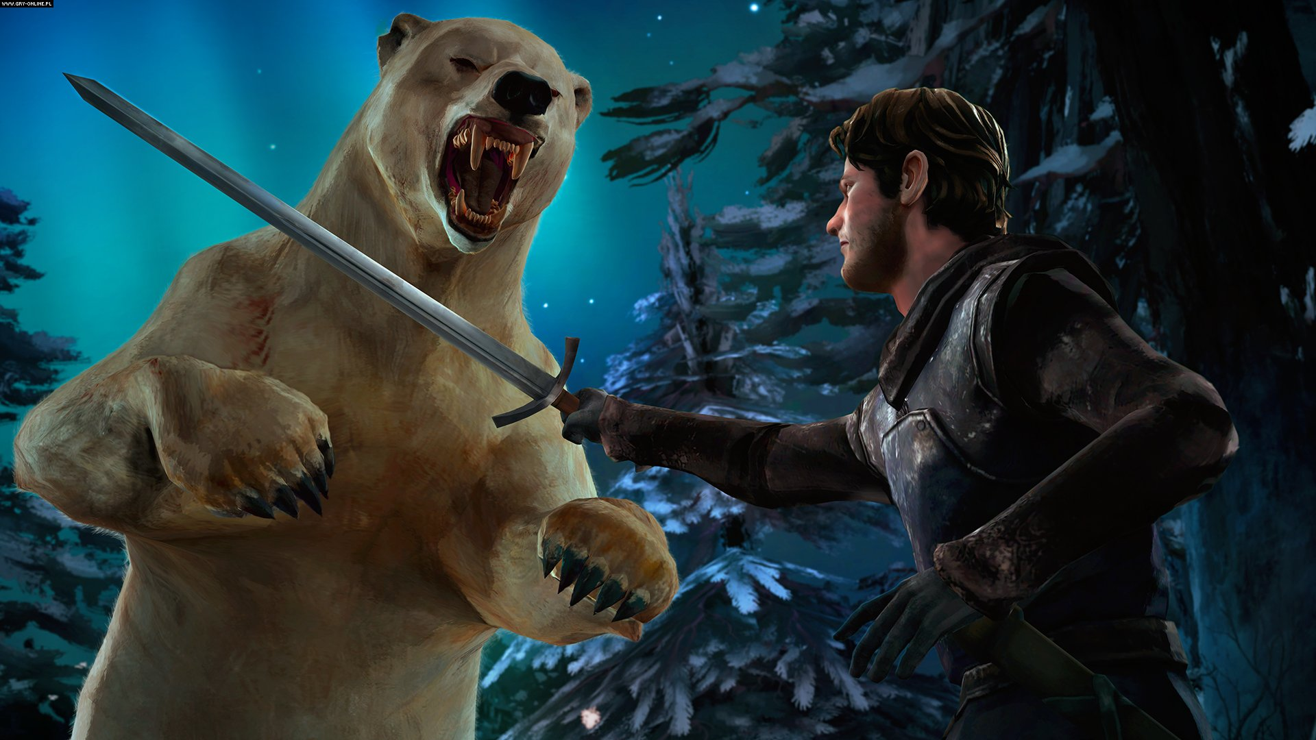 Game of Thrones: A Telltale Games Series - Season One PC, X360, PS3, PS4, XONE, AND, iOS Games Image 5/44, Telltale Games