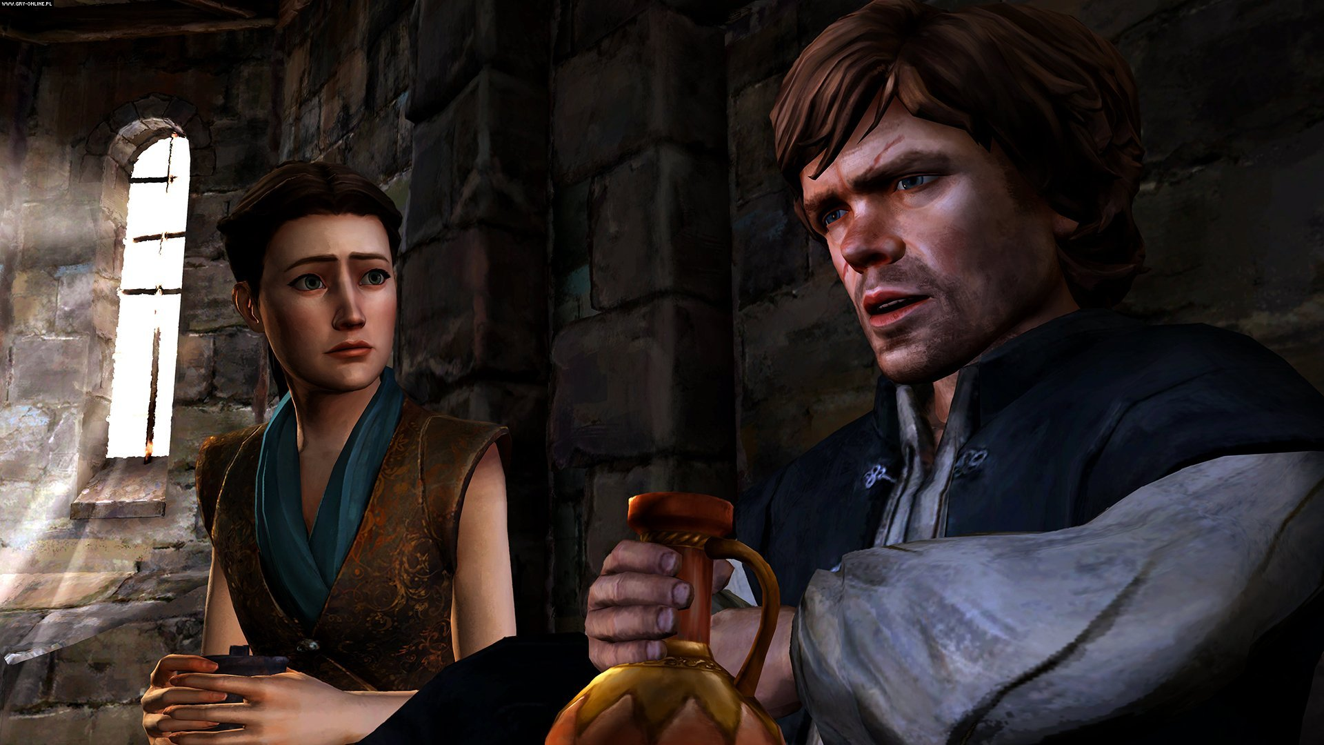 Game of Thrones: A Telltale Games Series - Season One PC, X360, PS3, PS4, XONE, AND, iOS Games Image 7/44, Telltale Games