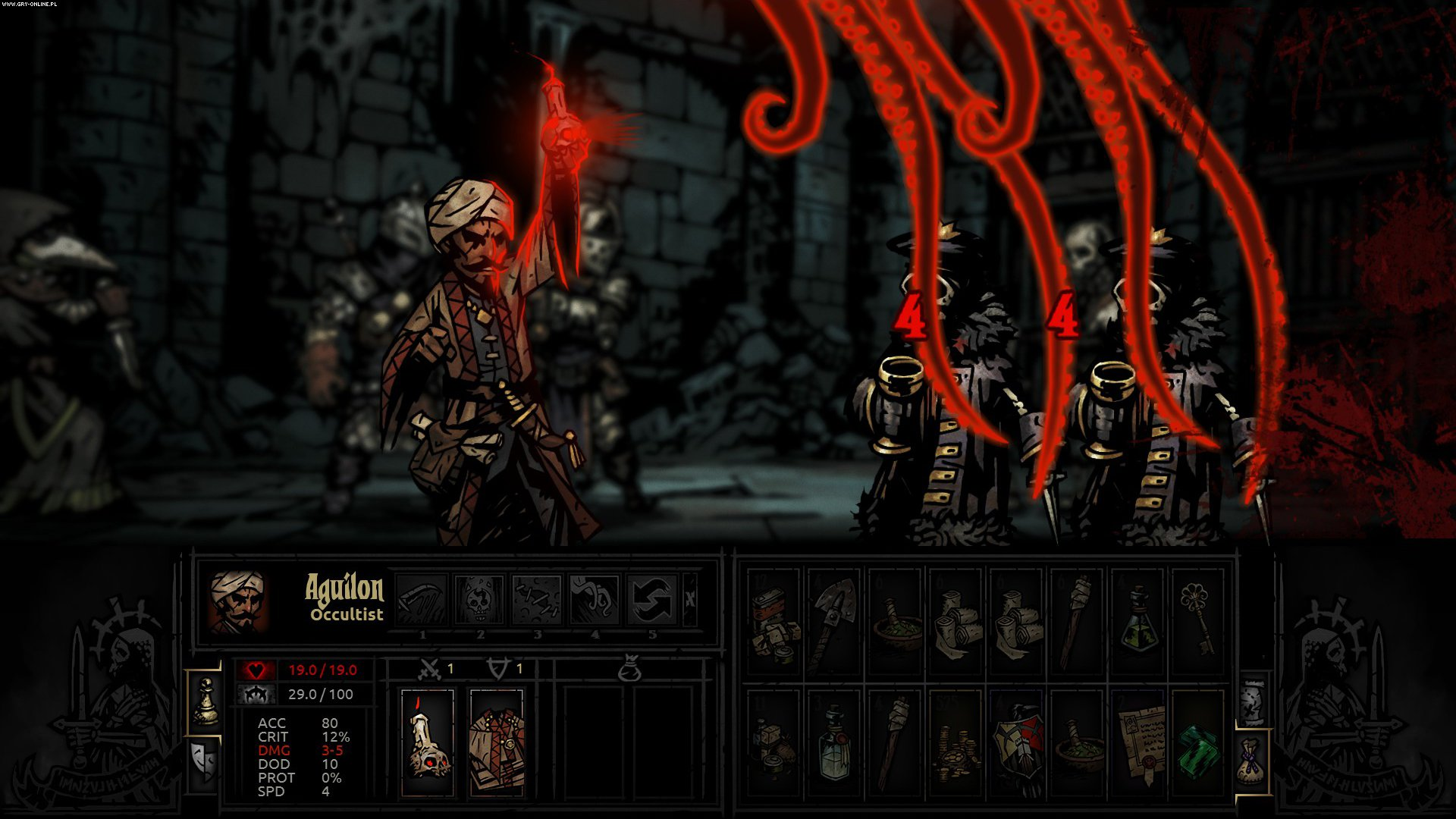 Darkest Dungeon PC, PSV, PS4 Games Image 90/108, Red Hook Studios