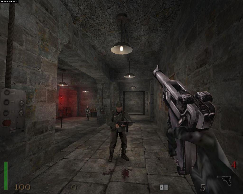Return to castle wolfenstein screenshots gallery for Castle wolfenstein