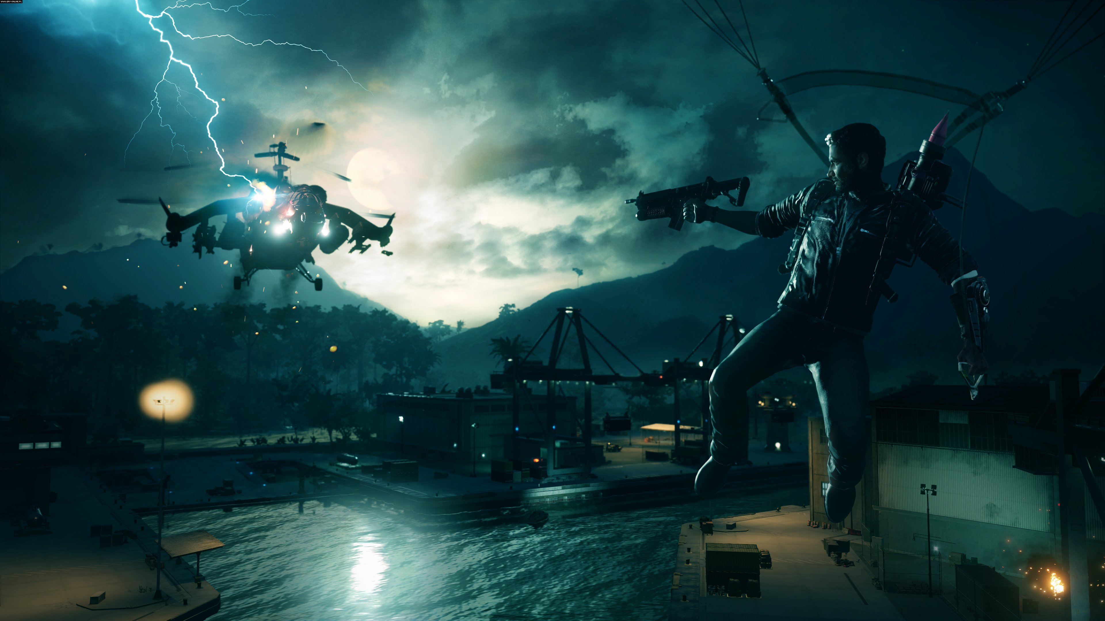 Just Cause 4 PC, PS4, XONE Games Image 12/24, Avalanche Studios, Square-Enix / Eidos