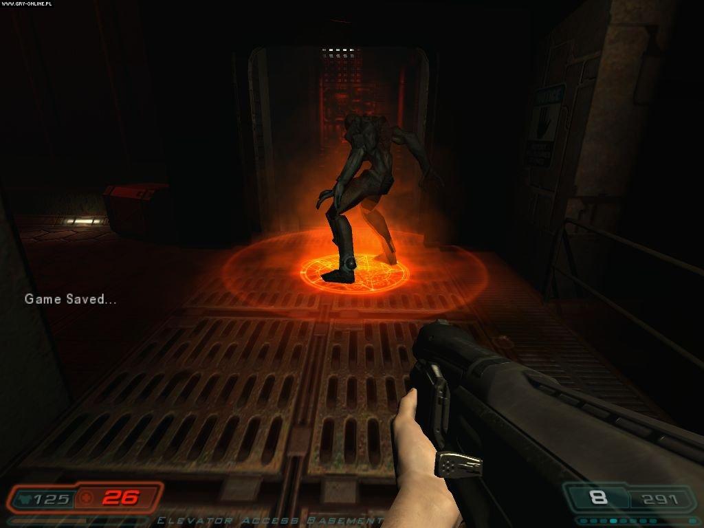 Как сделать скриншот doom 3