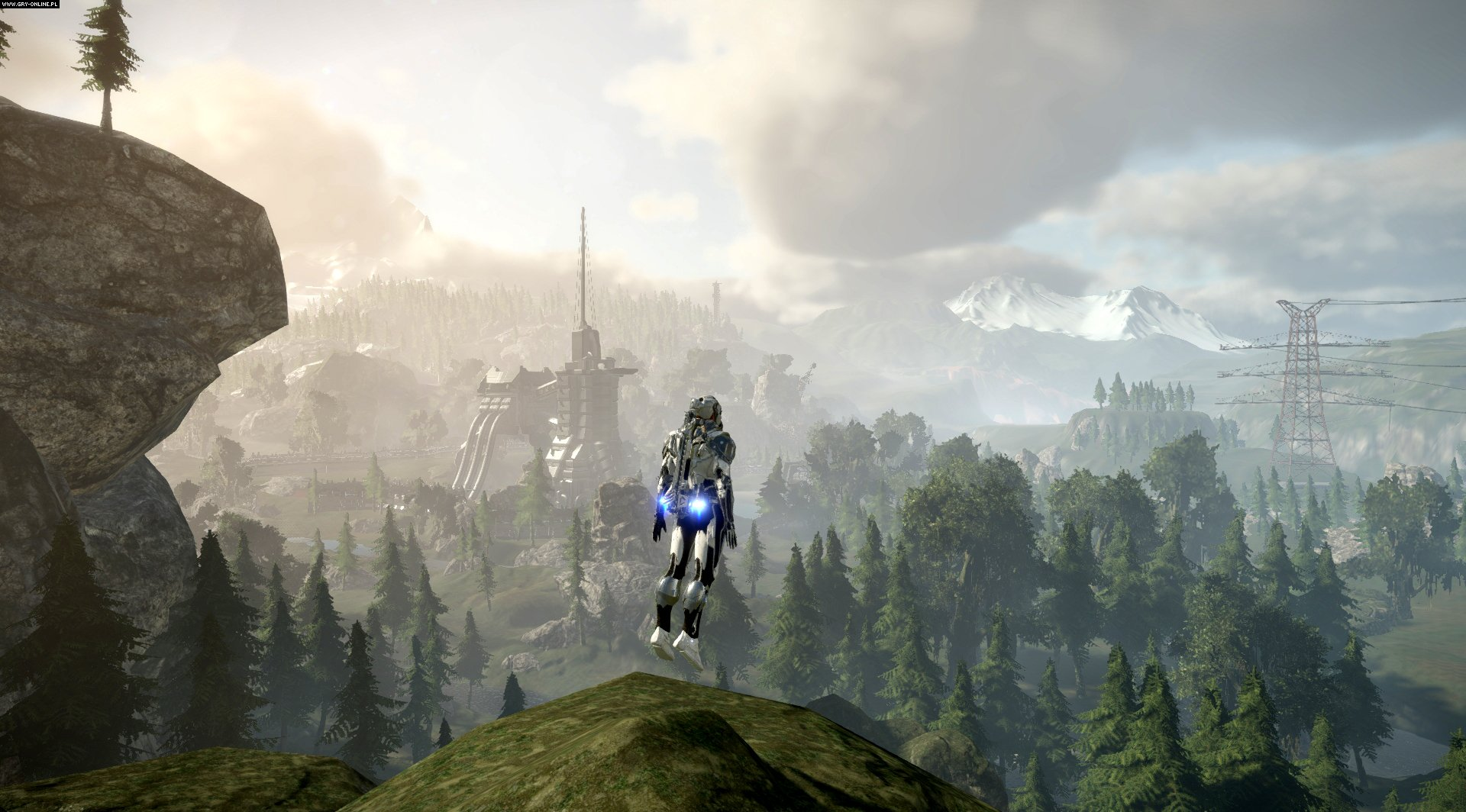 Ps4 Games Science Fiction : Elex galeria z gry online pl