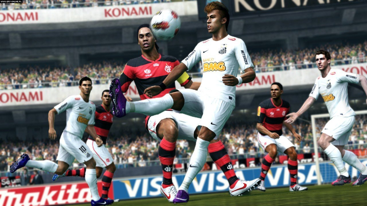 Pro Evolution Soccer 2013 PC, X360, PS3 Games Image 73/93, Konami
