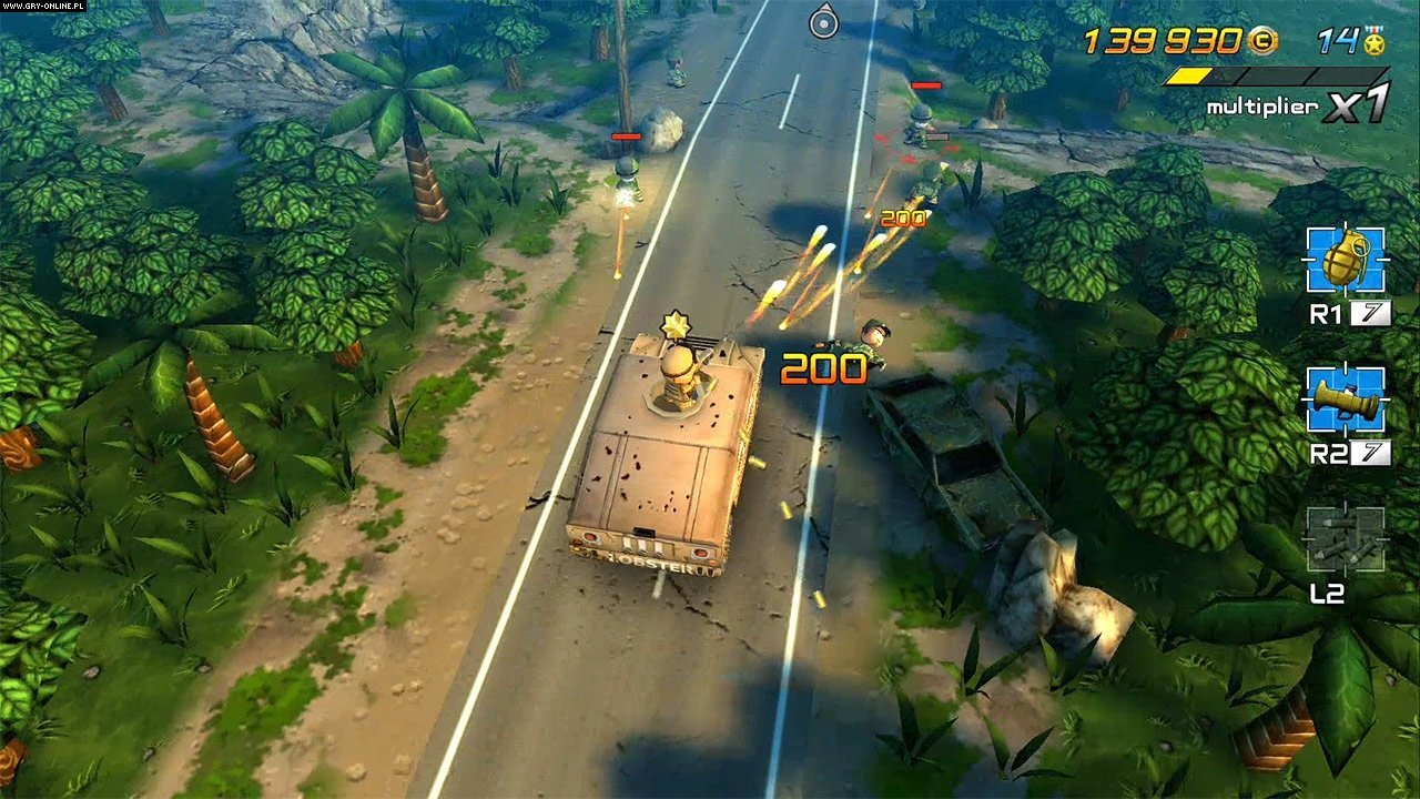 Tiny Troopers: Joint Ops XONE, PS3, PSV, PS4 Games Image 8/8, Plunge Interactive, Wired Productions