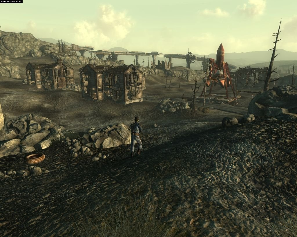 Fallout 3 PC Games Image 1/68, Bethesda Softworks