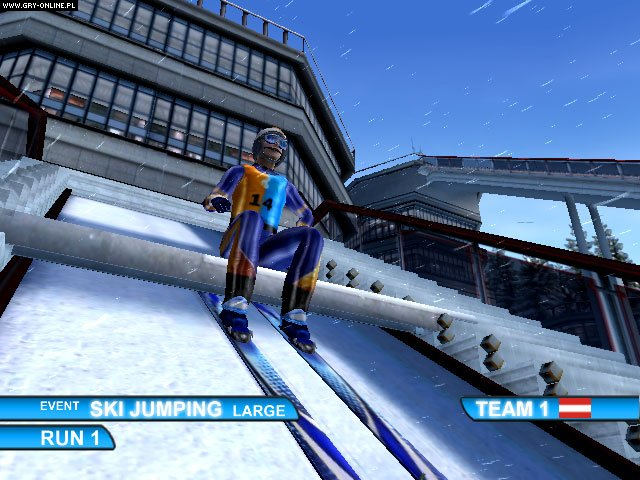 Игру Ski Jumping Для Pc