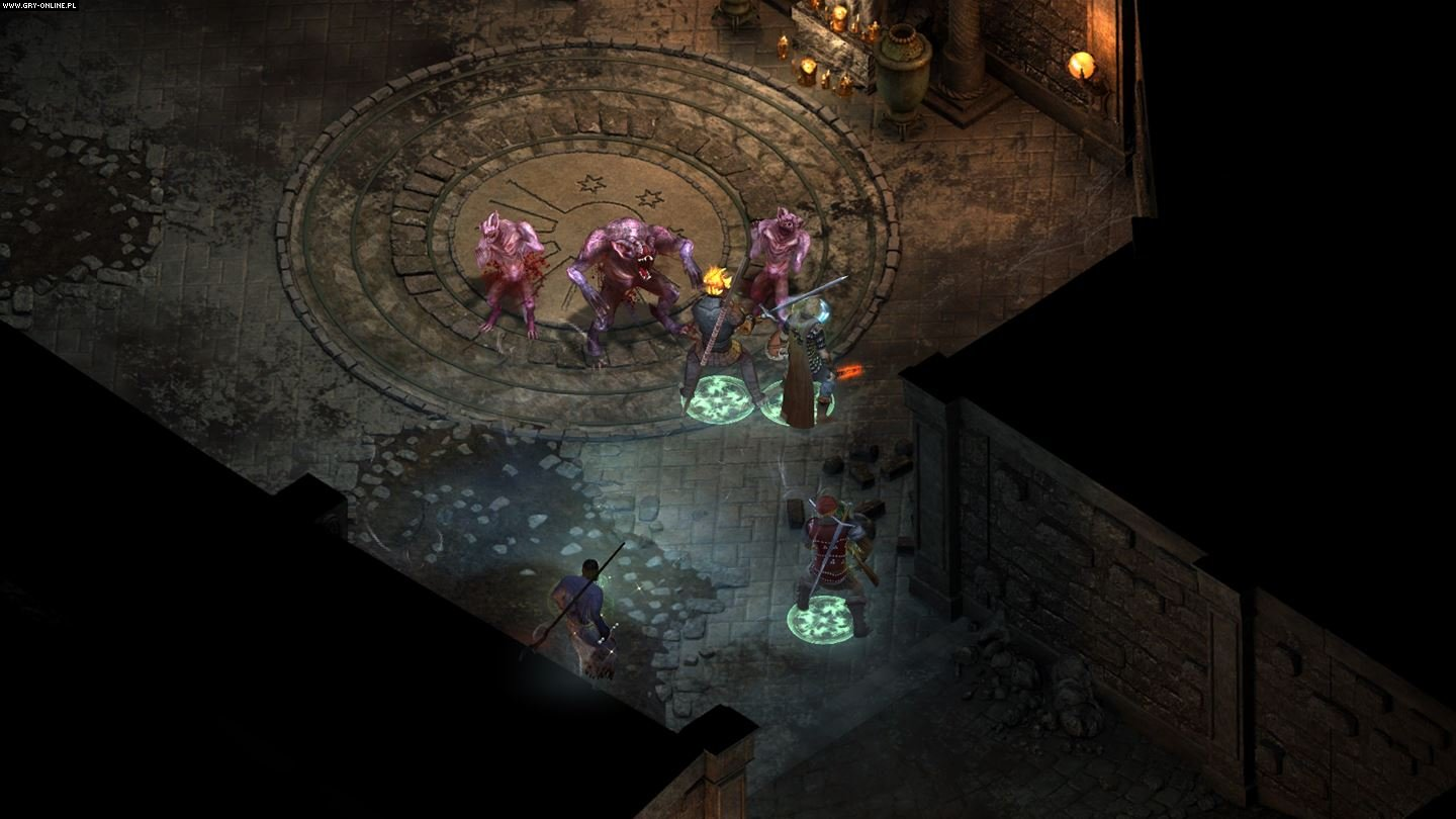 Pillars of Eternity PS4, XONE Games Image 4/93, Obsidian Entertainment, Paradox Interactive
