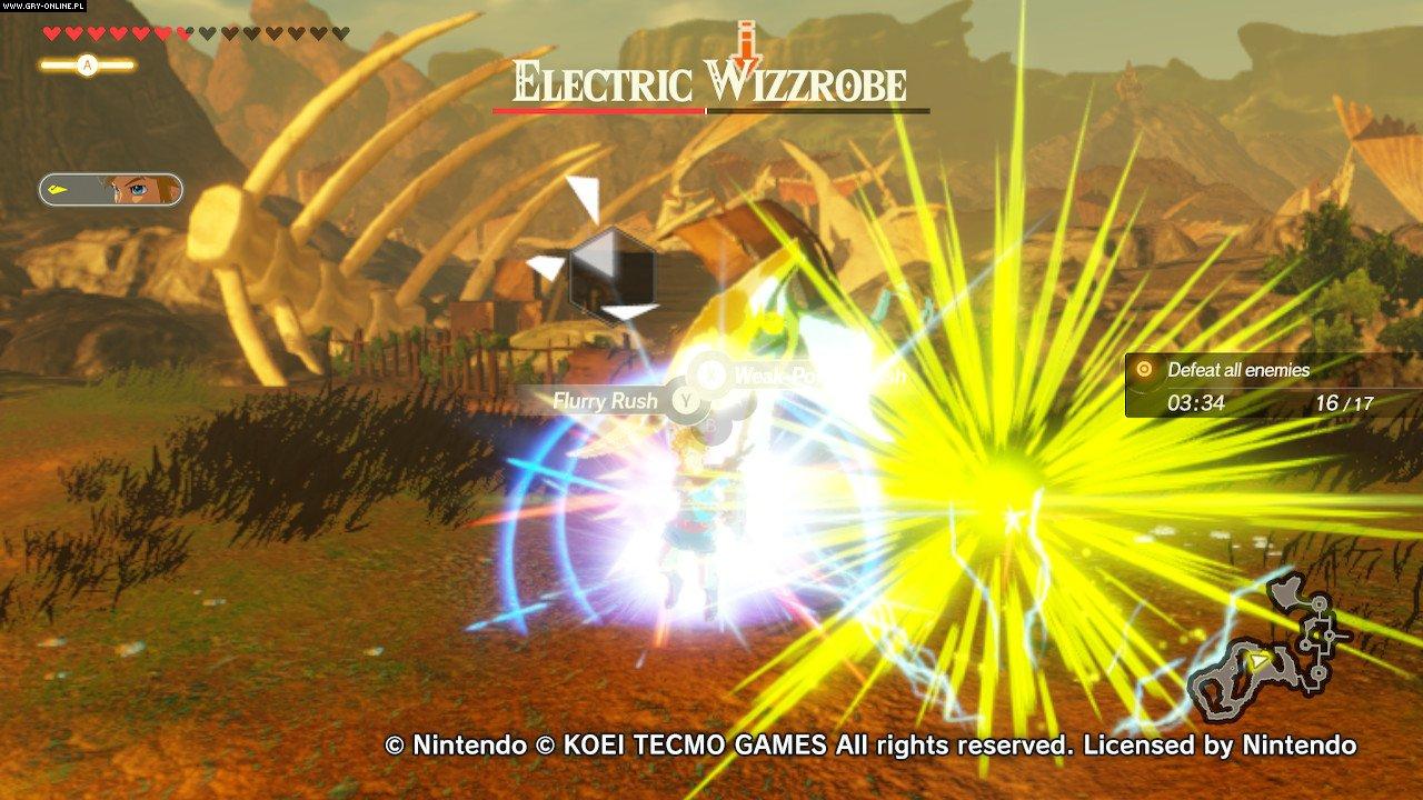 Recenzja Hyrule Warriors Age Of Calamity Zabilem 75 000 Potworow I Dobrze Mi Z Tym Gryonline Pl