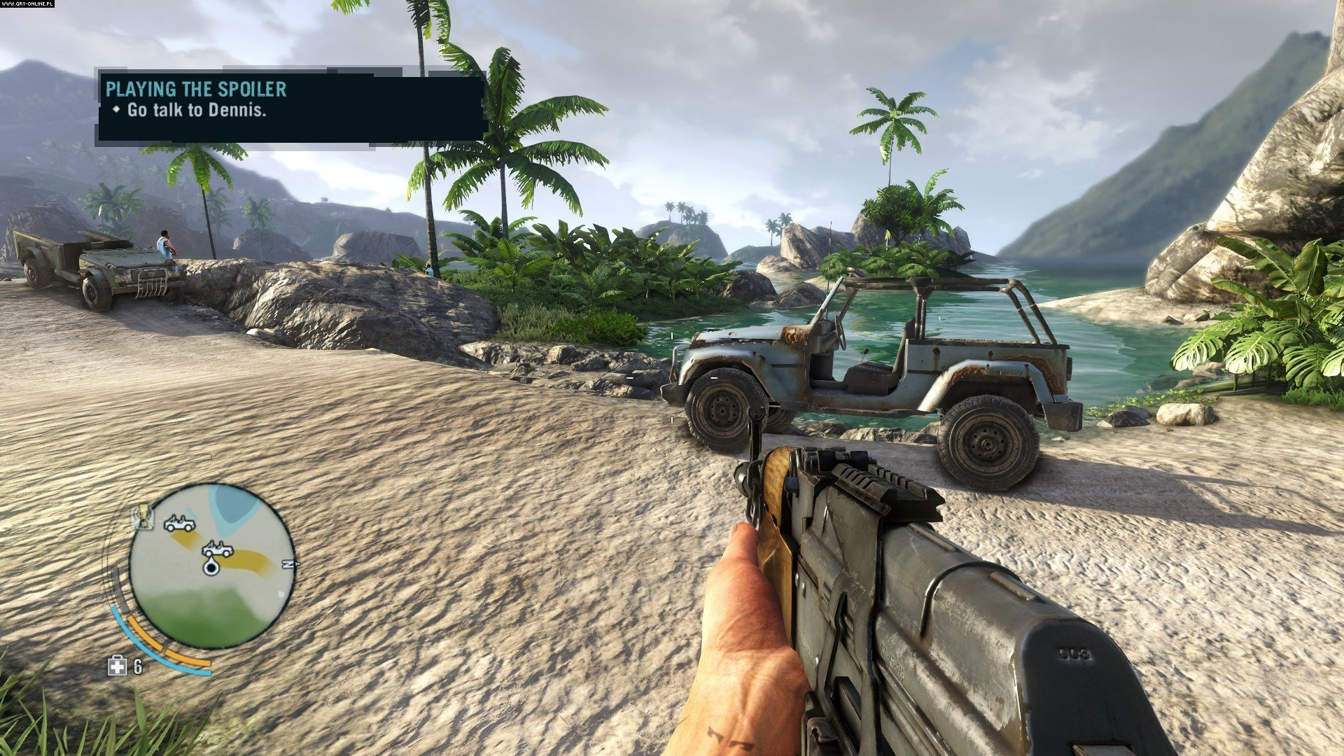 Far Cry 1 PC Game - Free Download Full Version