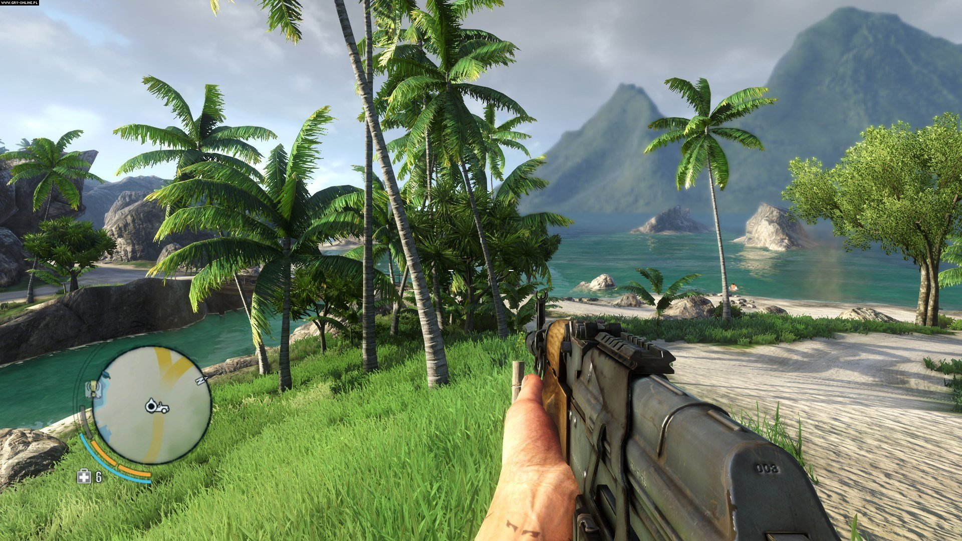 Far Cry 3, one of this week's gaming discounts