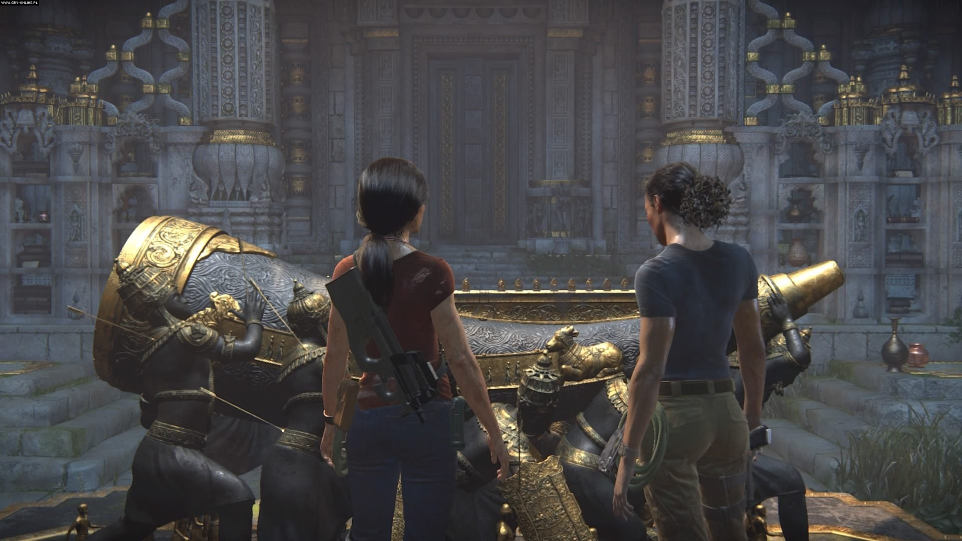 Uncharted: The Lost Legacy PS4 Games Image 9/141, Naughty Dog, Sony Interactive Entertainment