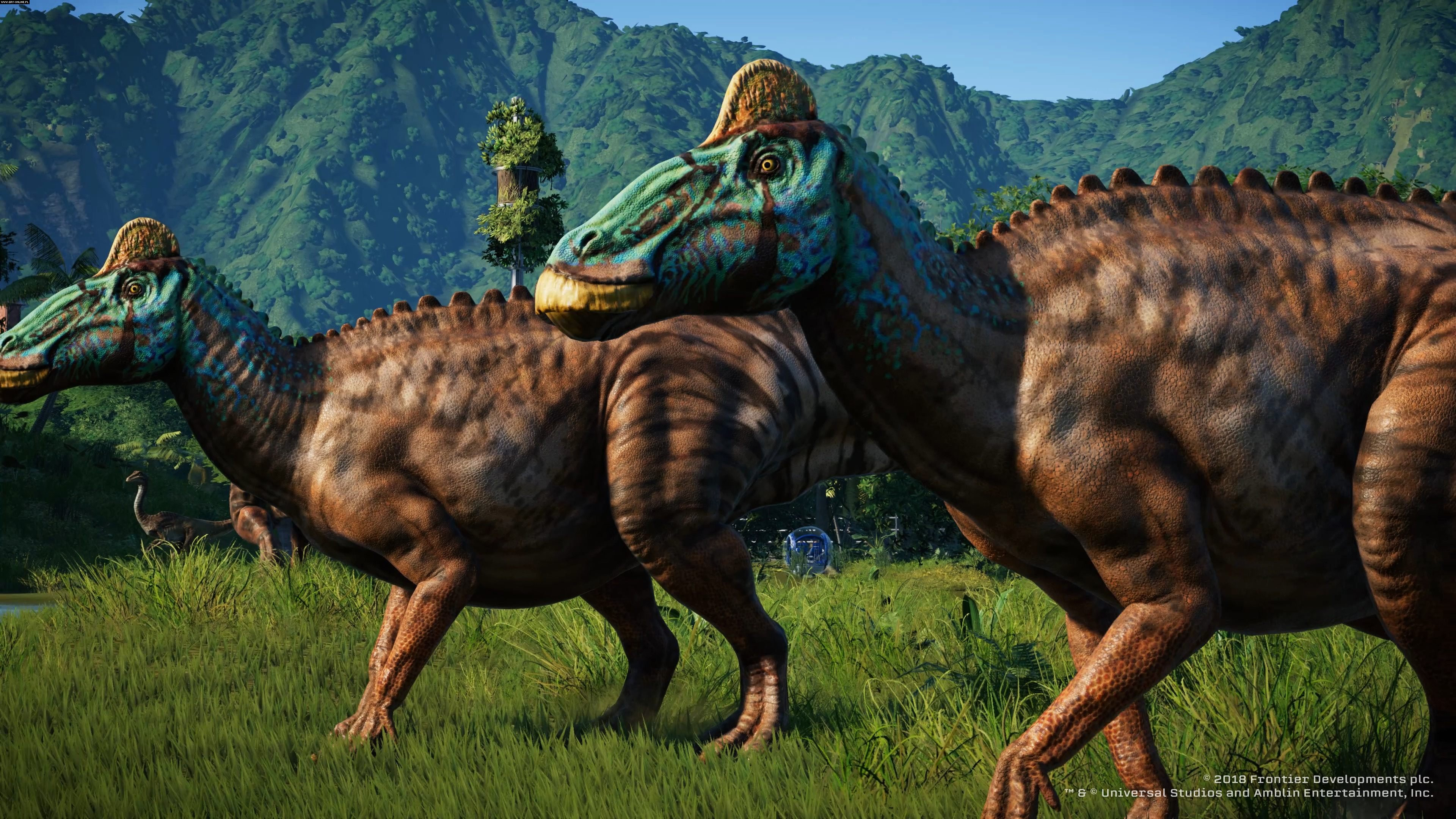 Jurassic World Evolution PC, PS4, XONE Games Image 19/28, Frontier Developments