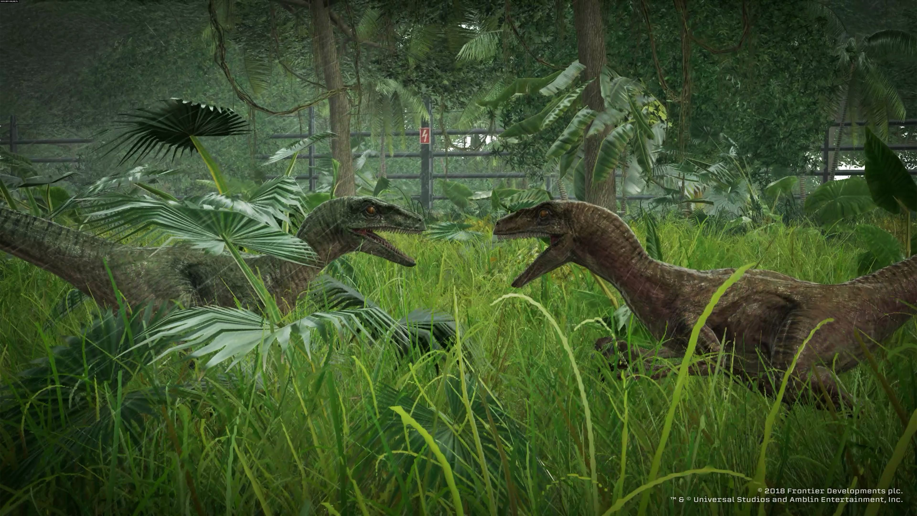 Jurassic World Evolution PC, PS4, XONE Games Image 12/28, Frontier Developments