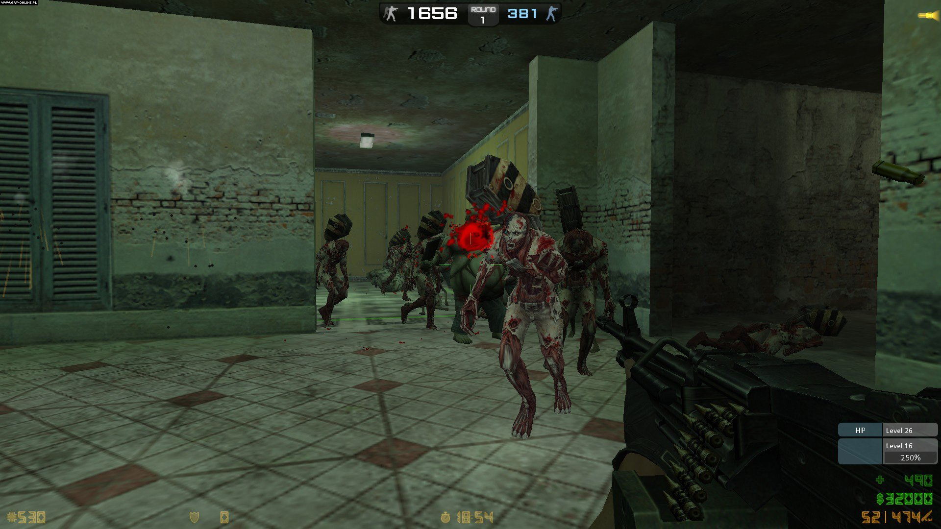 Counter Strike Nexon Zombies PC Games Image 1 14 Inc
