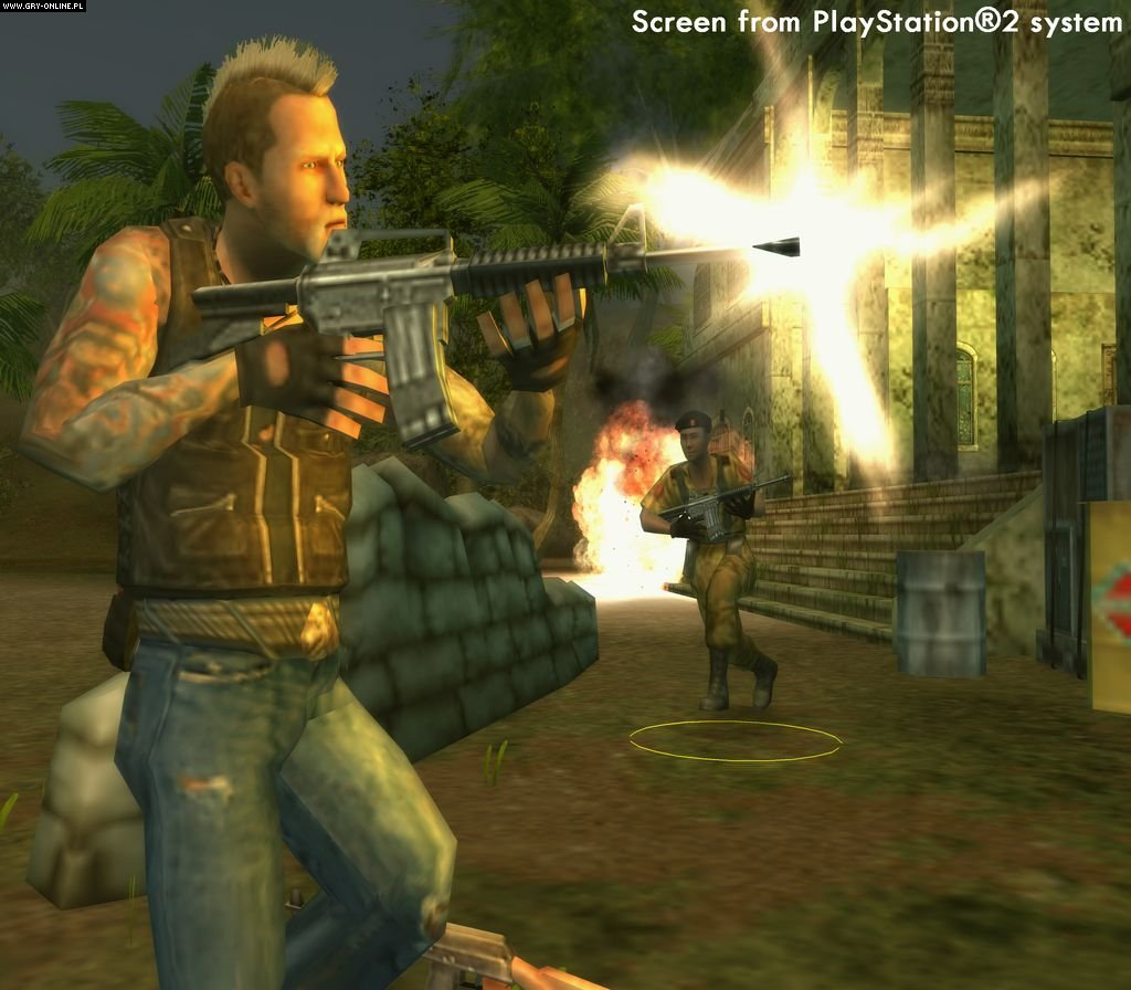 Mercenaries 2 world in flames screenshots gallery screenshot 9 mercenaries 2 world in flames ps2 games image 9143 pandemic studios altavistaventures Choice Image