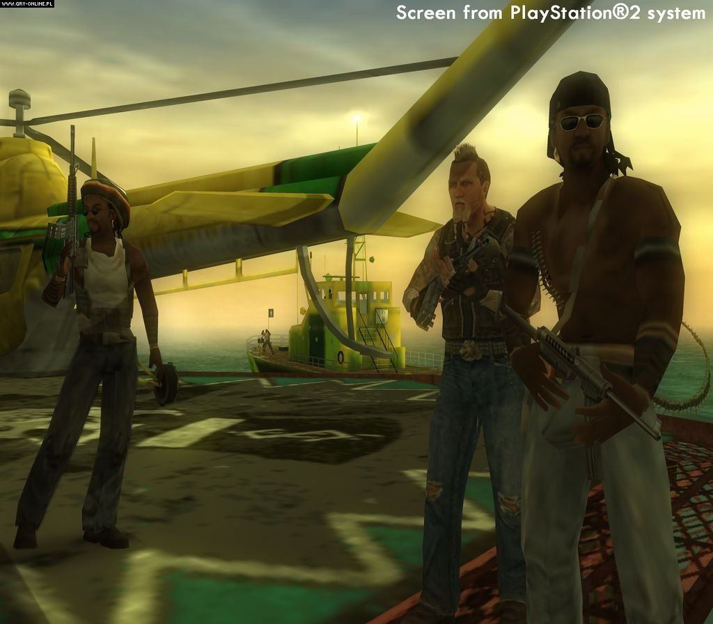 Mercenaries 2 world in flames screenshots gallery screenshot mercenaries 2 world in flames ps2 games image 6143 pandemic studios altavistaventures