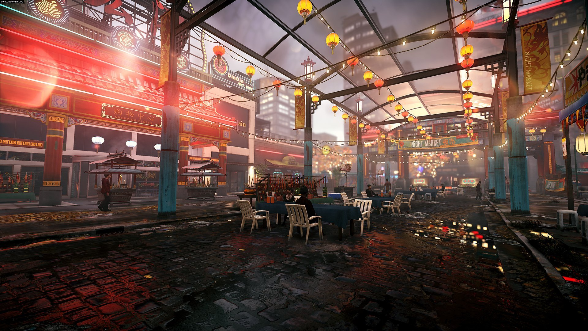 inFamous: Second Son PS4 Games Image 5/138, Sucker Punch, Sony Interactive Entertainment