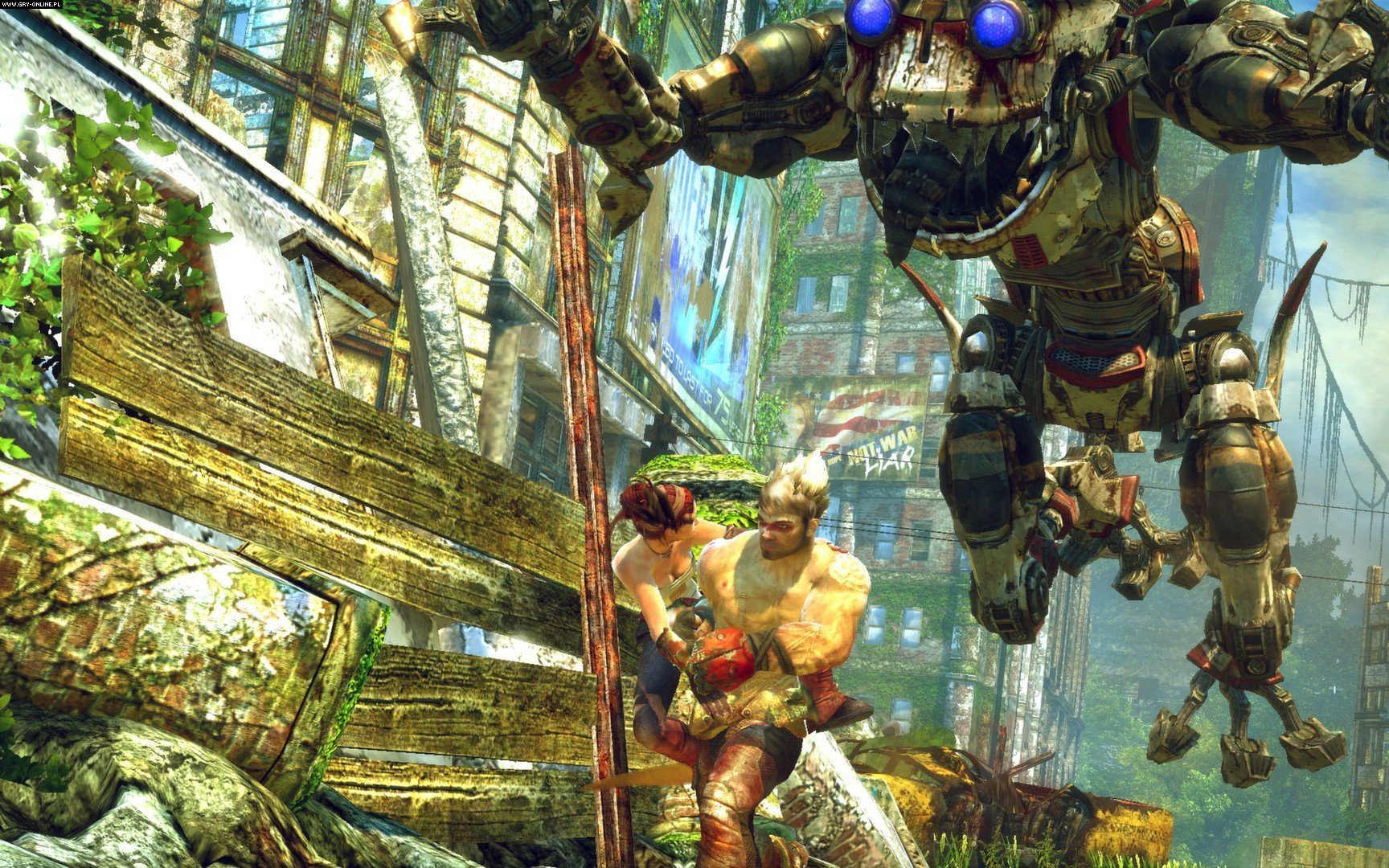 Enslaved: Odyssey to the West PC Games Image 4/164, Ninja Theory, Bandai Namco Entertainment