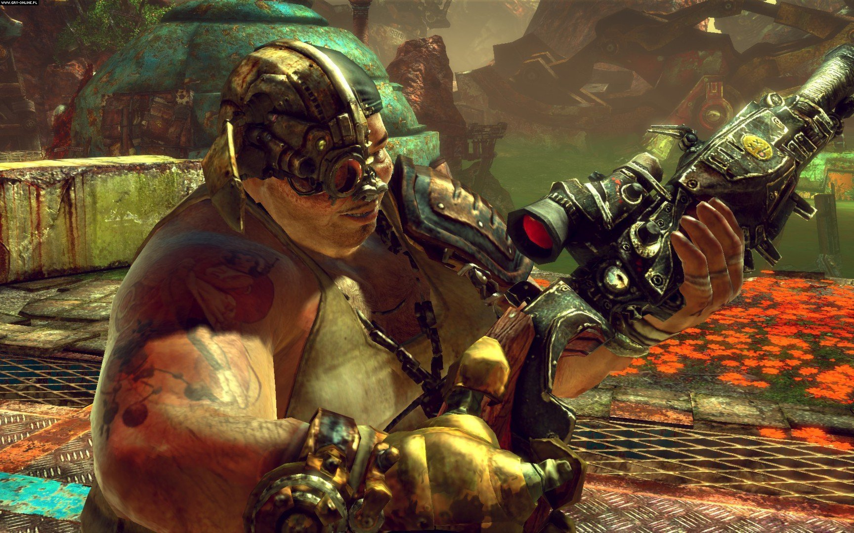 Enslaved: Odyssey to the West PC Games Image 3/164, Ninja Theory, Bandai Namco Entertainment