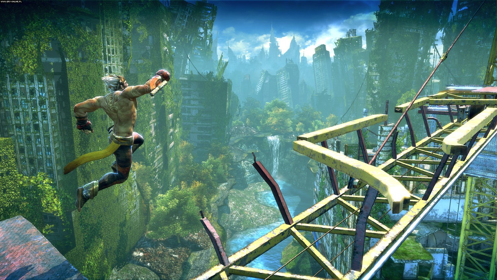 Enslaved: Odyssey to the West PC Games Image 2/164, Ninja Theory, Bandai Namco Entertainment
