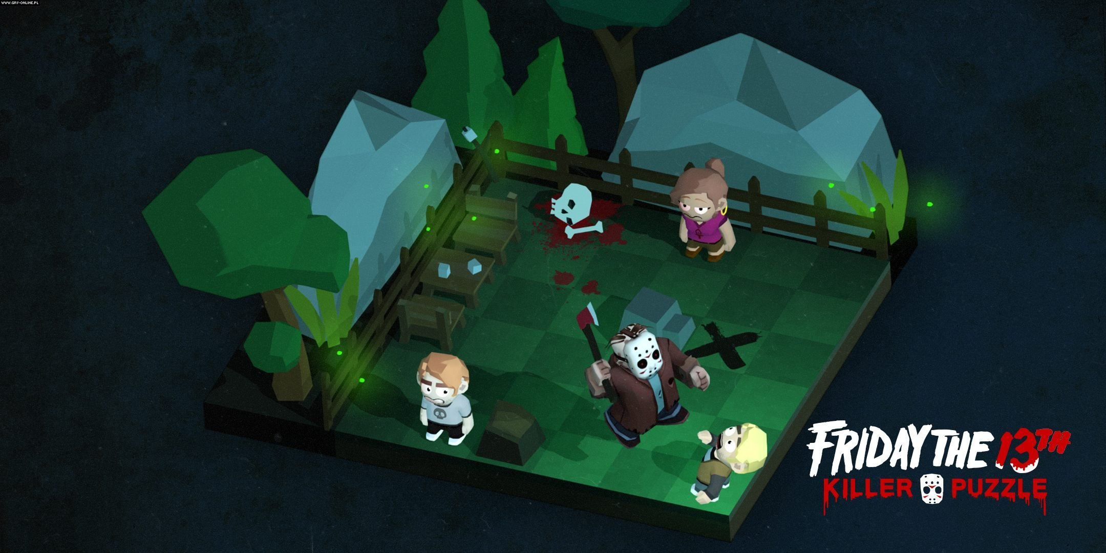 friday the 13th killer puzzle screenshots gallery screenshot