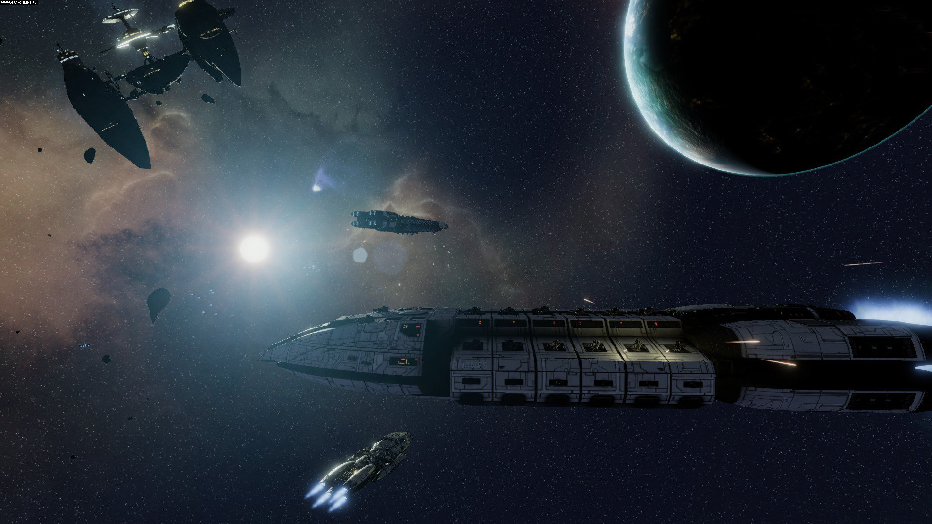 Battlestar Galactica Deadlock PC, PS4, XONE Games Image 3/3, Black Lab Games, Slitherine