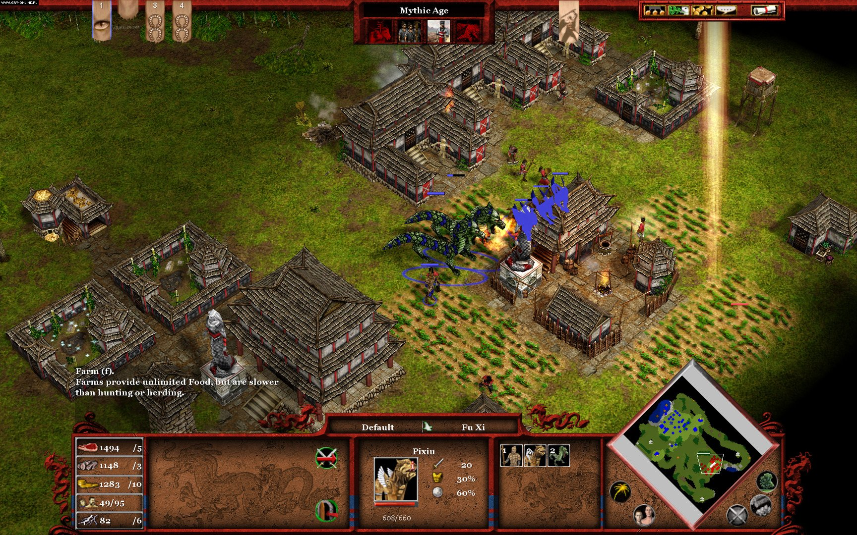 Age of Mythology: Tale of the Dragon PC Games Image 5/5, SkyBox Labs, Microsoft Studios