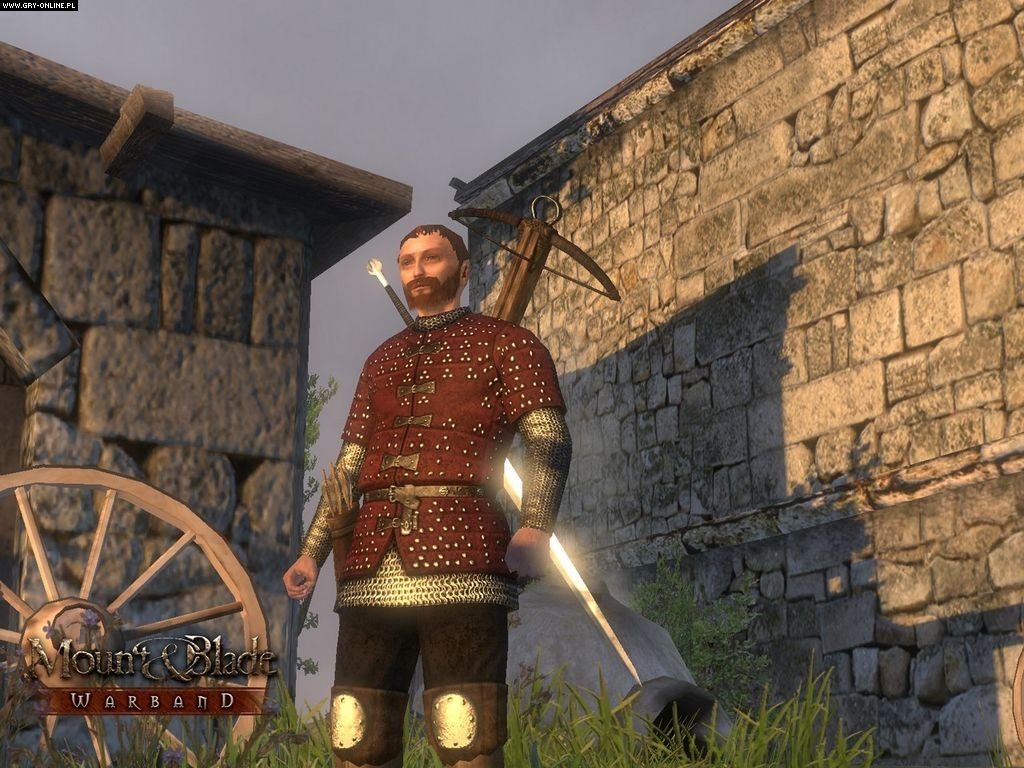 Mount and Blade: Warband v1134 crack only (download