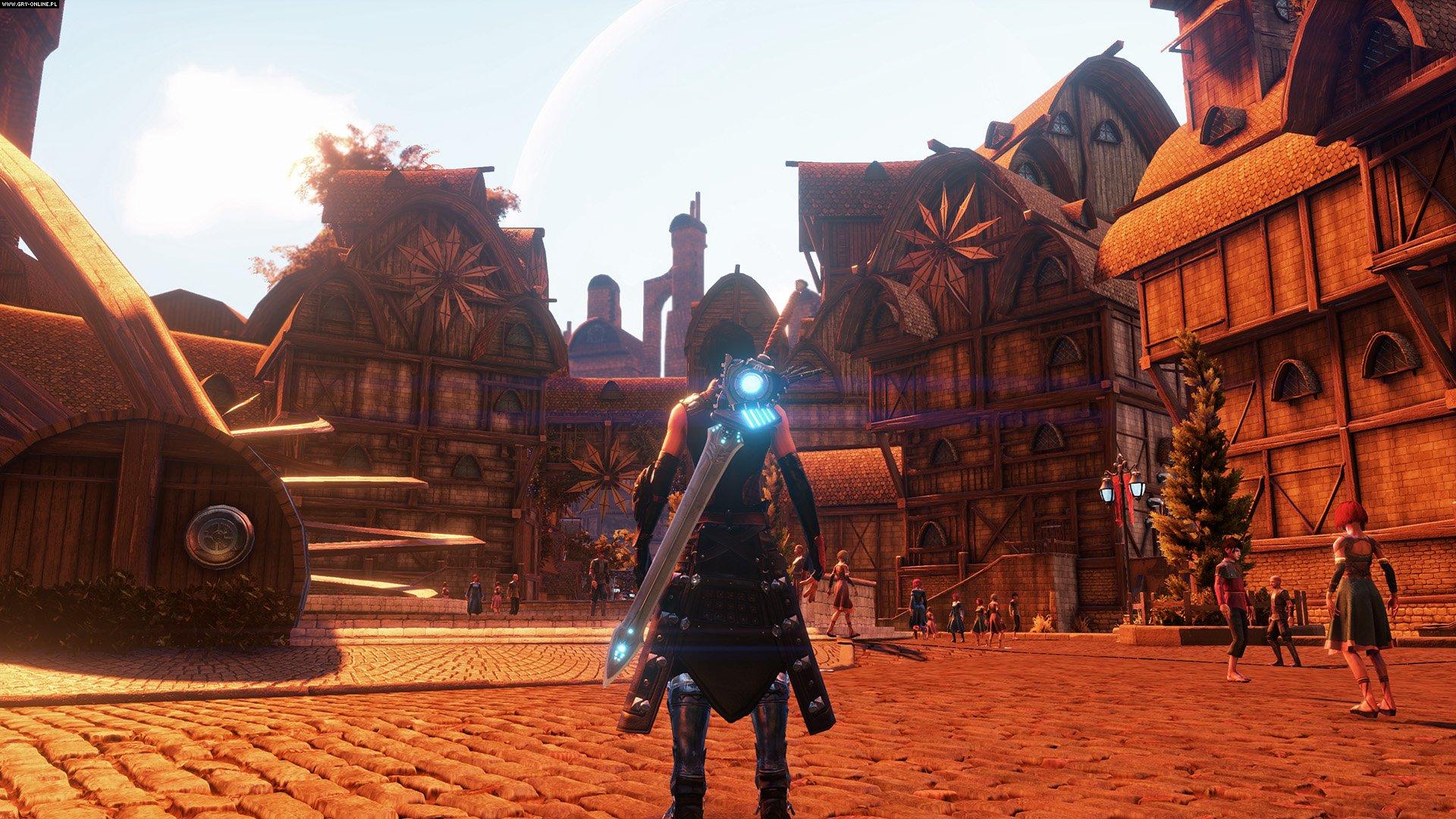 Edge of Eternity PC, PSV, PS4, XONE, WiiU Games Image 5/31, Midgar Studio