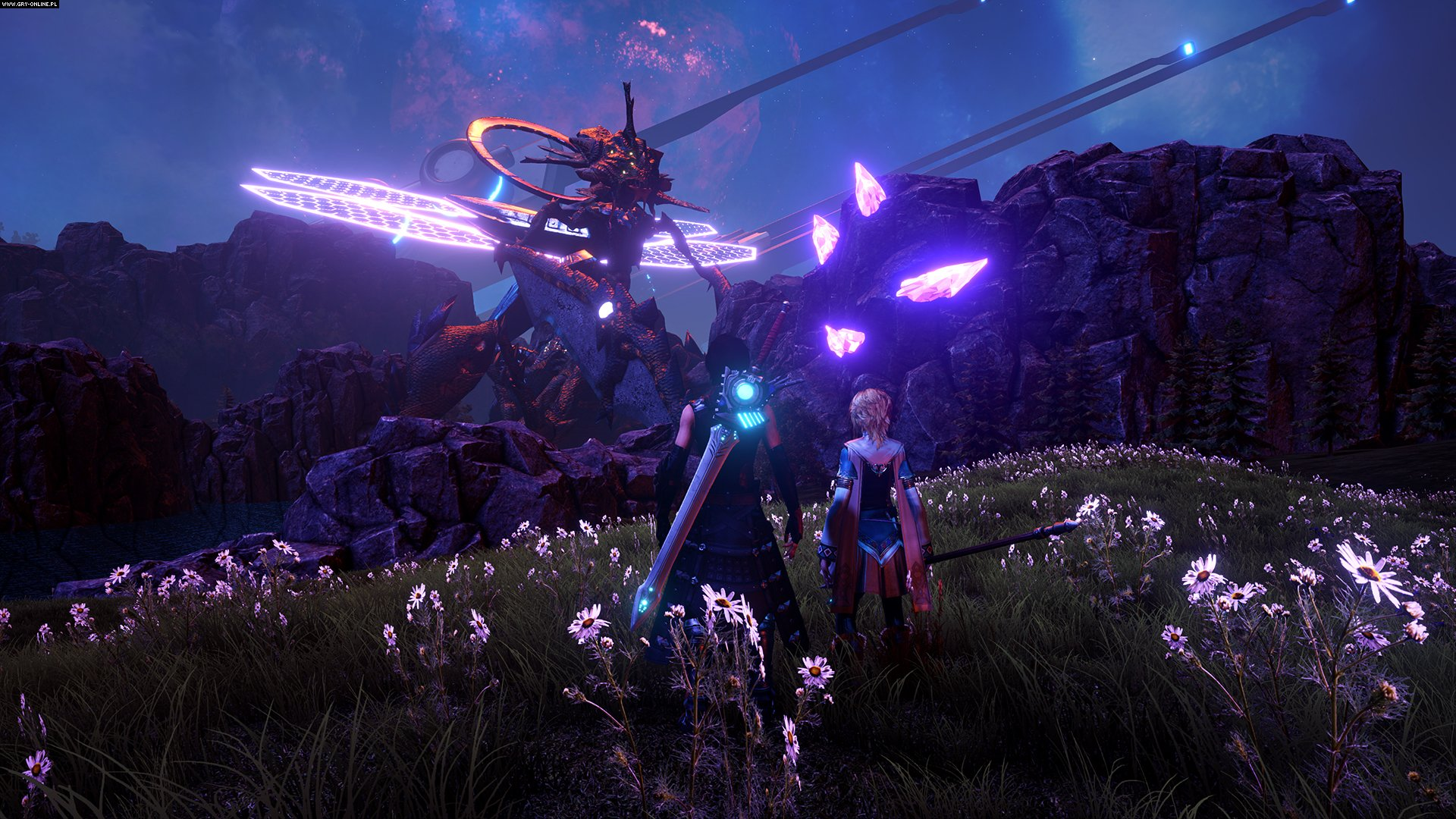 Edge of Eternity PC, PSV, PS4, XONE, WiiU Games Image 1/31, Midgar Studio