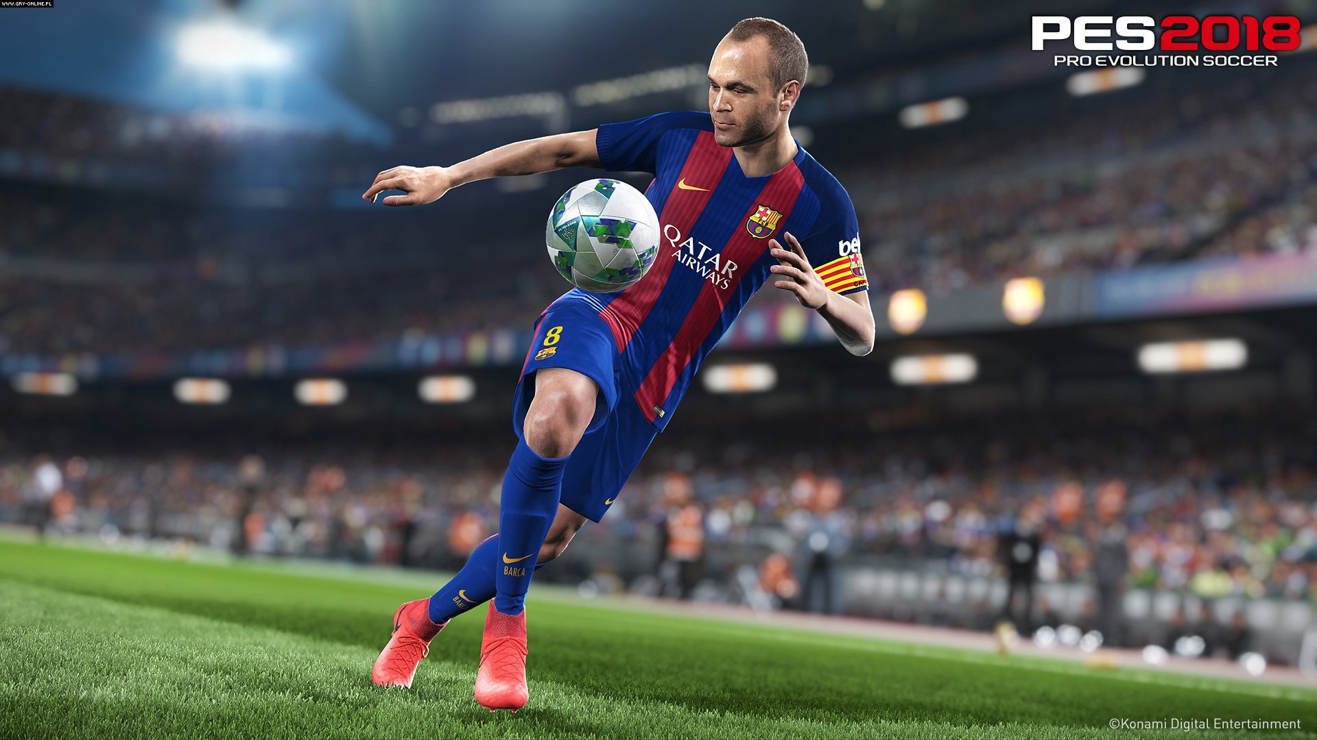 Pro Evolution Soccer 2018 PS4, XONE, PC Games Image 25/25, Konami