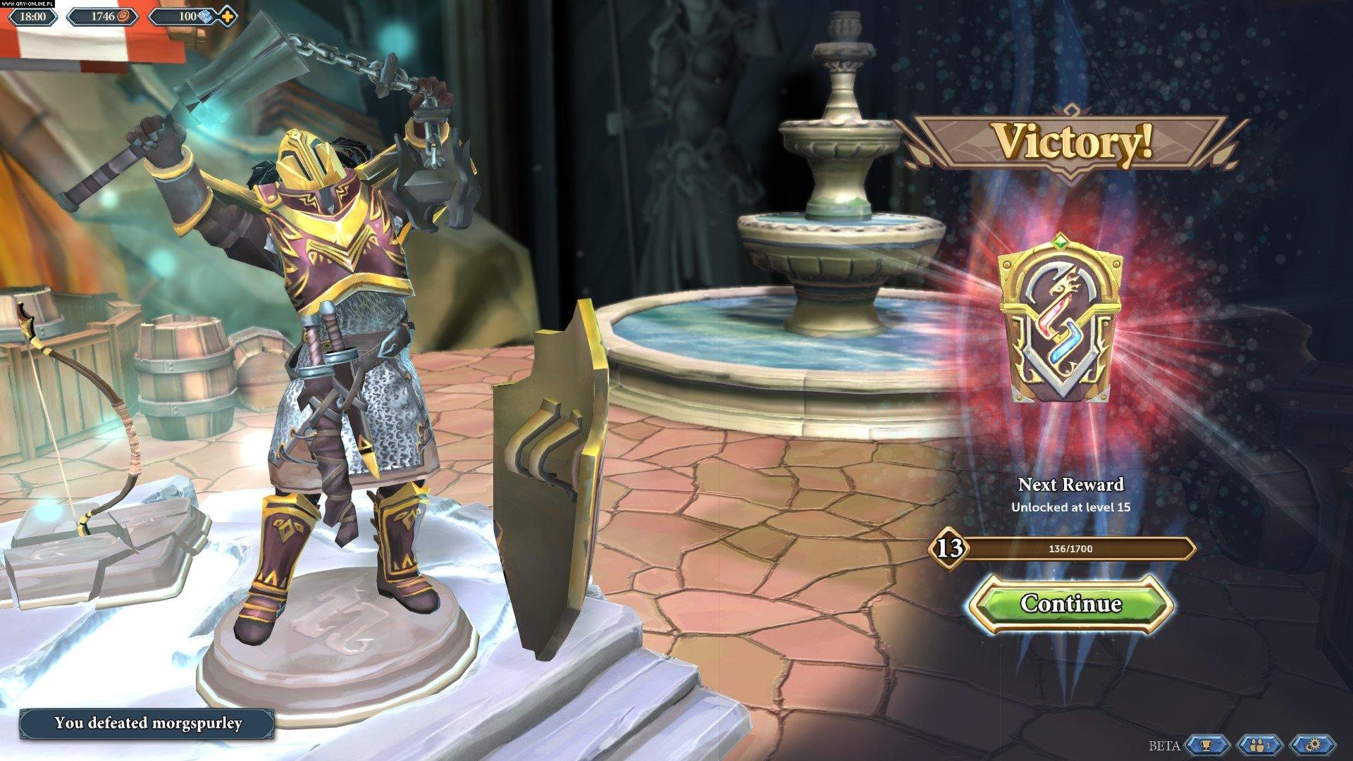 Chronicle: Runescape Legends - screenshots gallery - screenshot 7/7