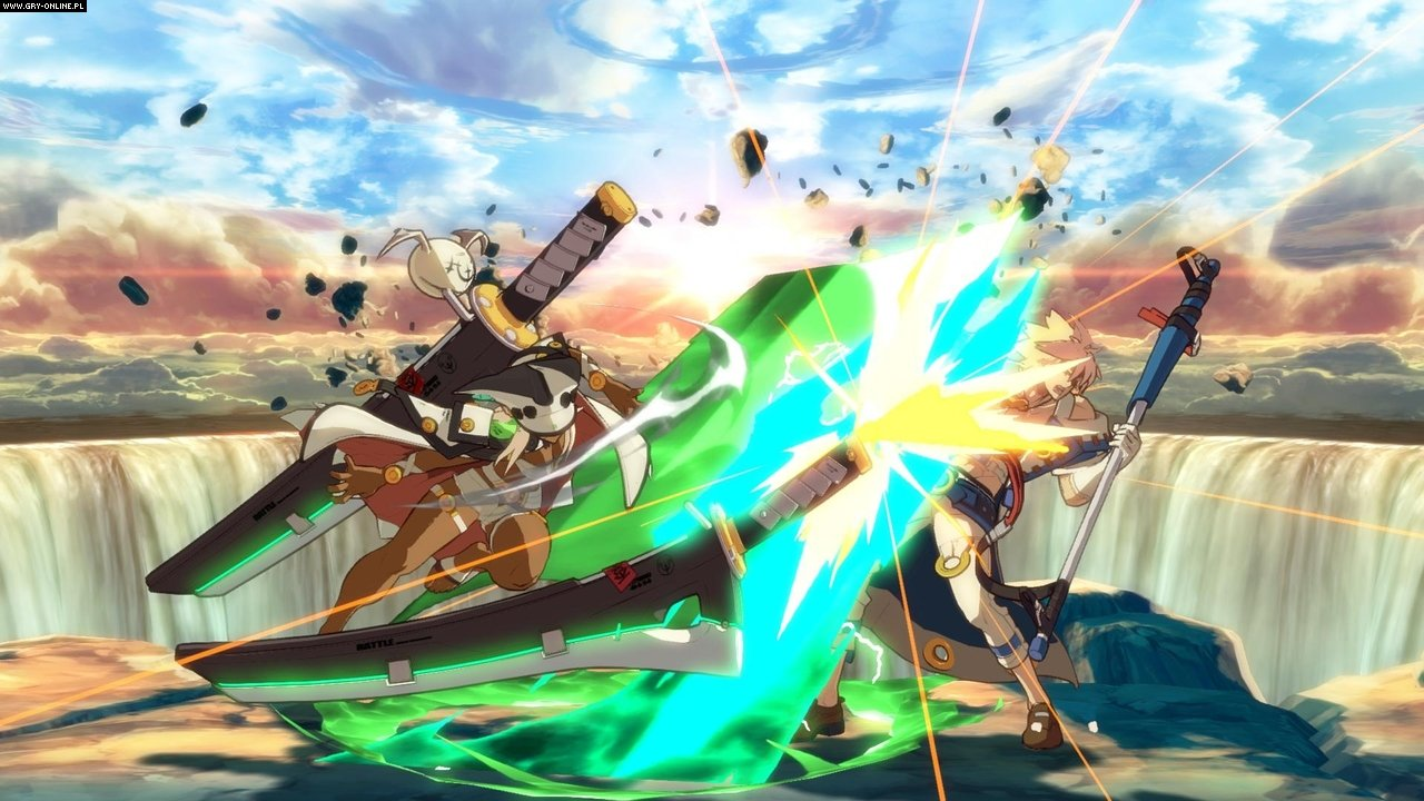 Guilty Gear Xrd Rev 2 PC, PS4, PS3 Games Image 3/3, Arc System Works